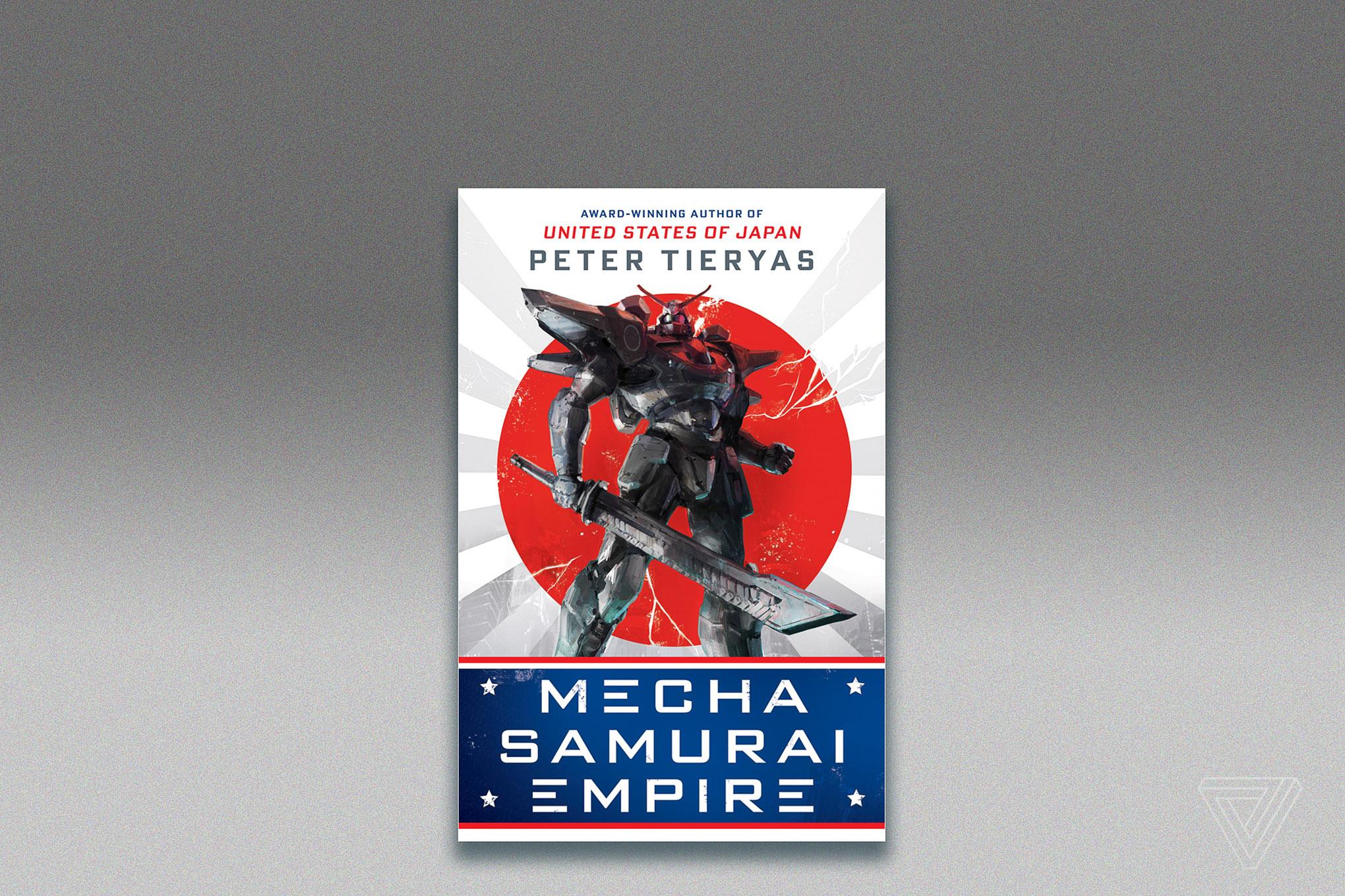 Mecha Samurai Empire imagines that America lost WWII — also there are giant robots