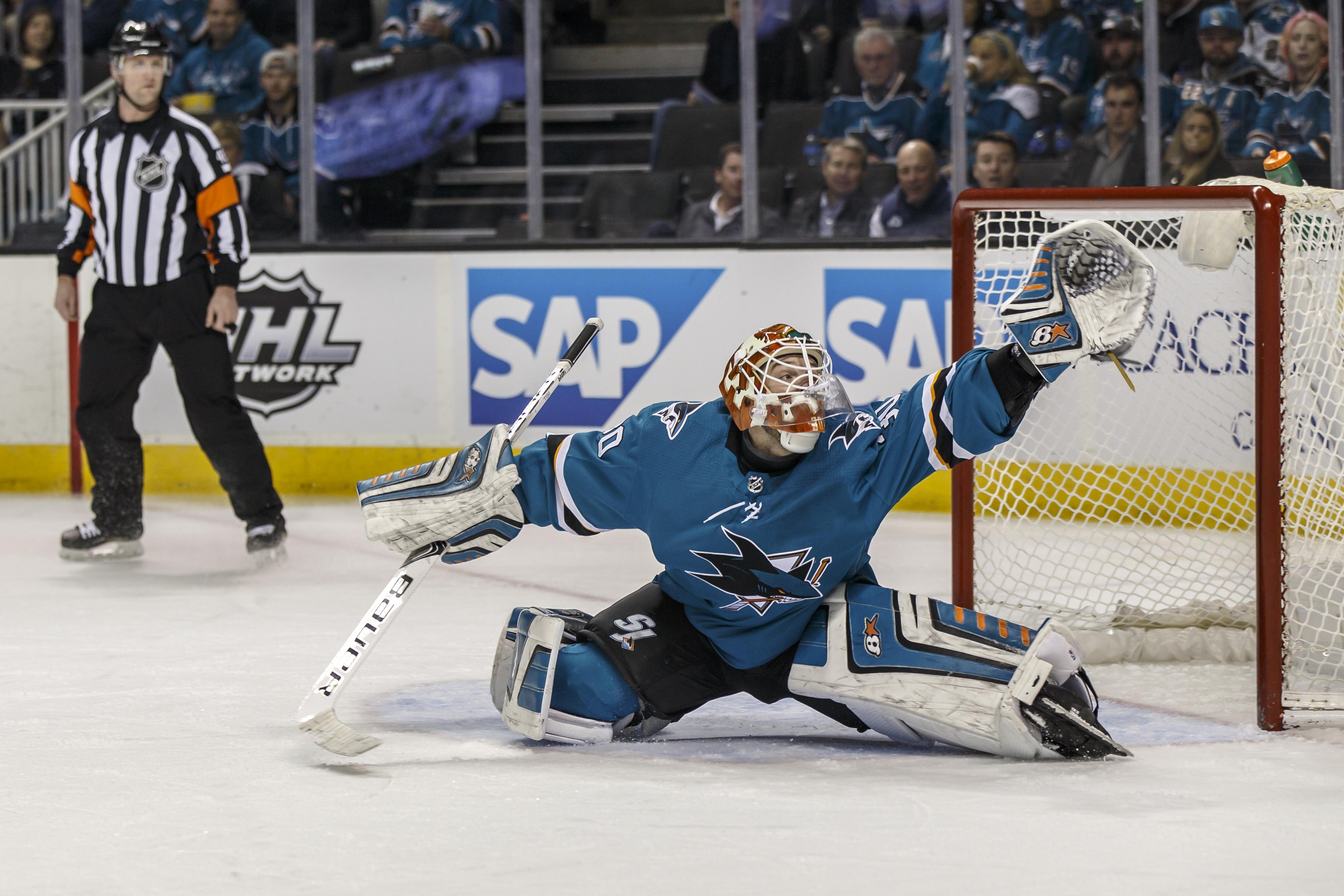 NHL: JAN 25 Rangers at Sharks