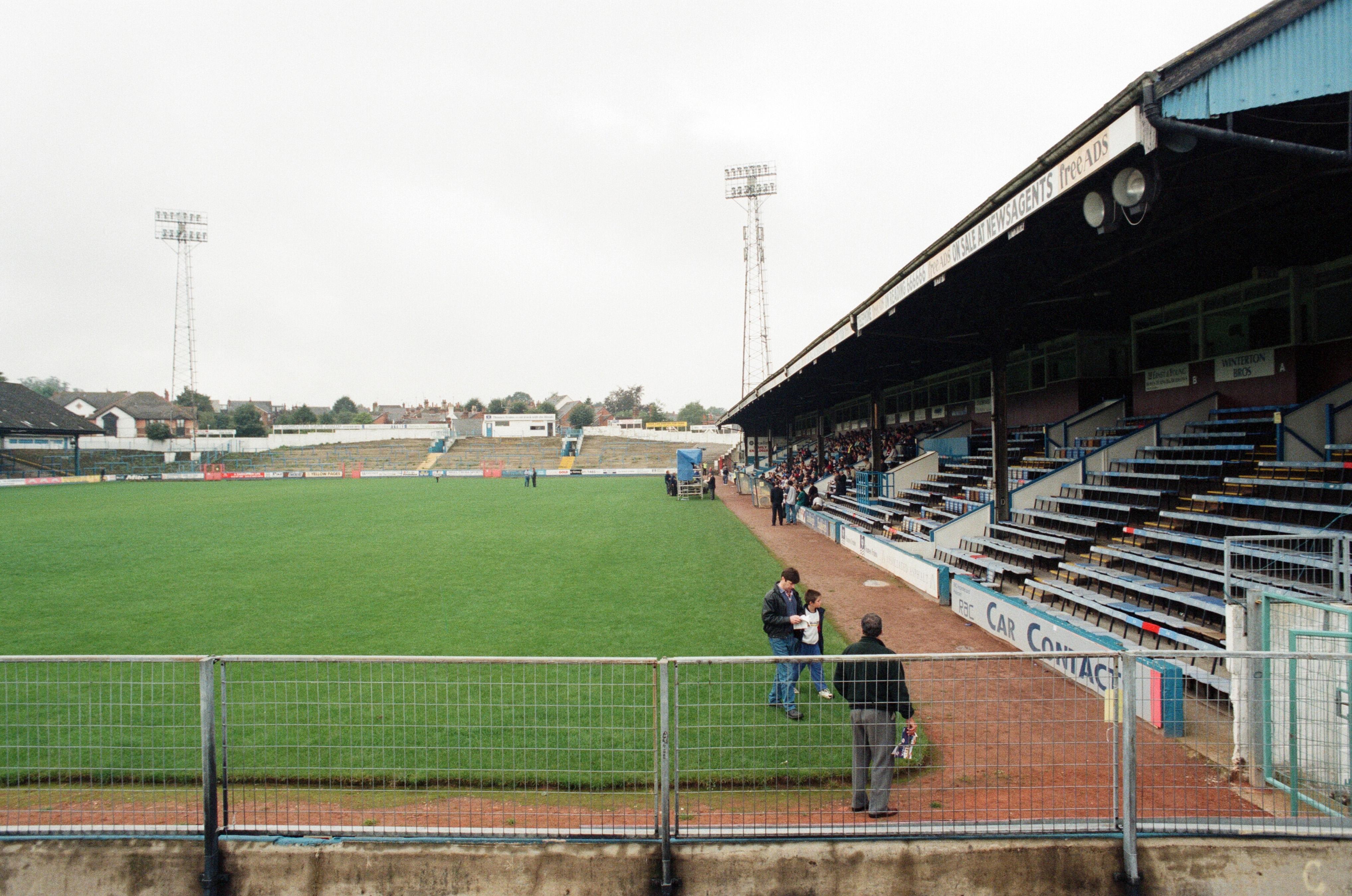 Elm Park, 1998