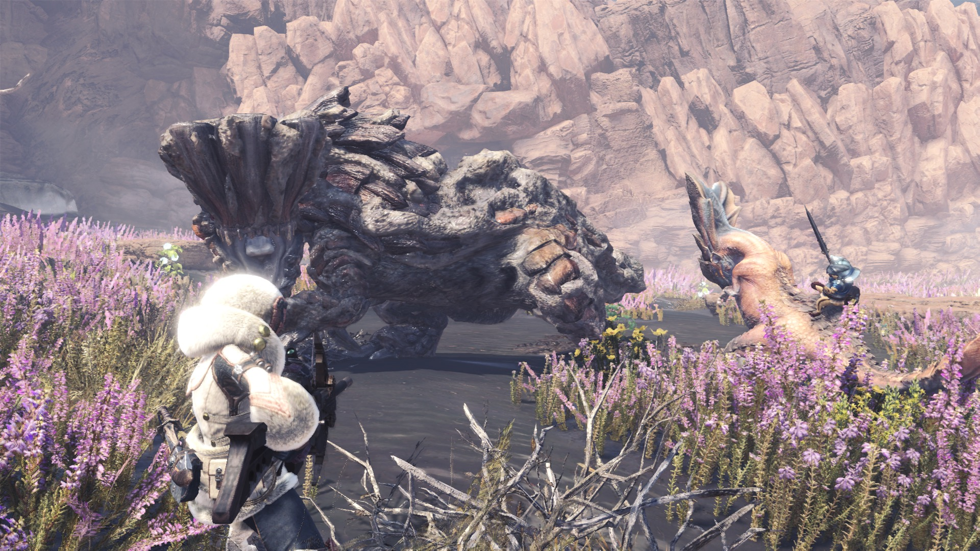 Monster Hunter World guide: How to beat the Barroth - Polygon
