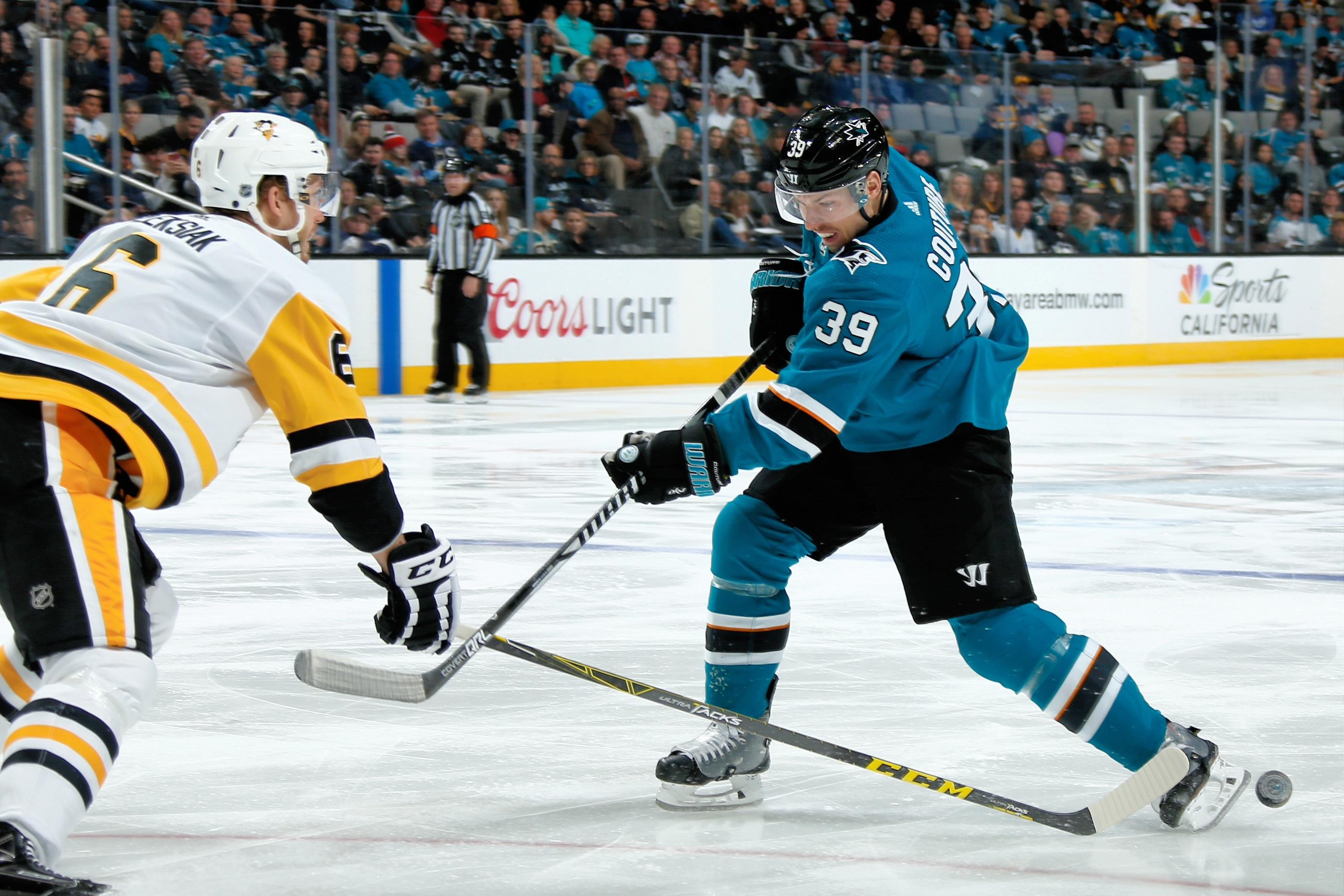Pittsburgh Penguins v San Jose Sharks