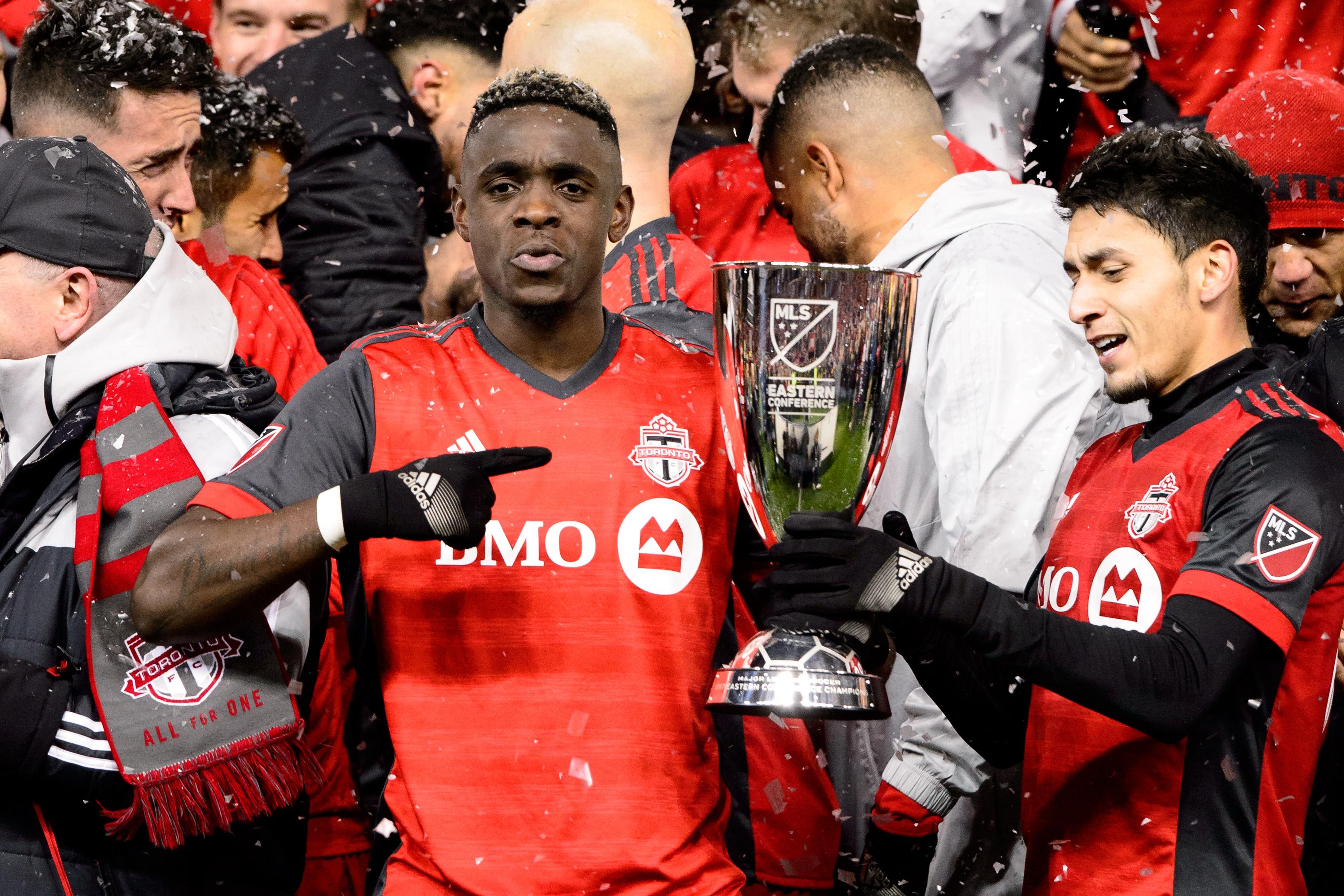 SOCCER: NOV 29 MLS Conference Finals - Columbus Crew at Toronto FC