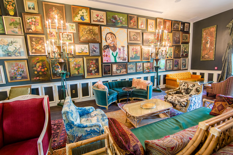 Caribbean Room Inside