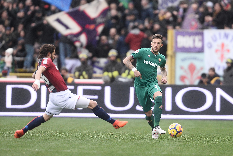 Bologna FC v ACF Fiorentina - Serie A