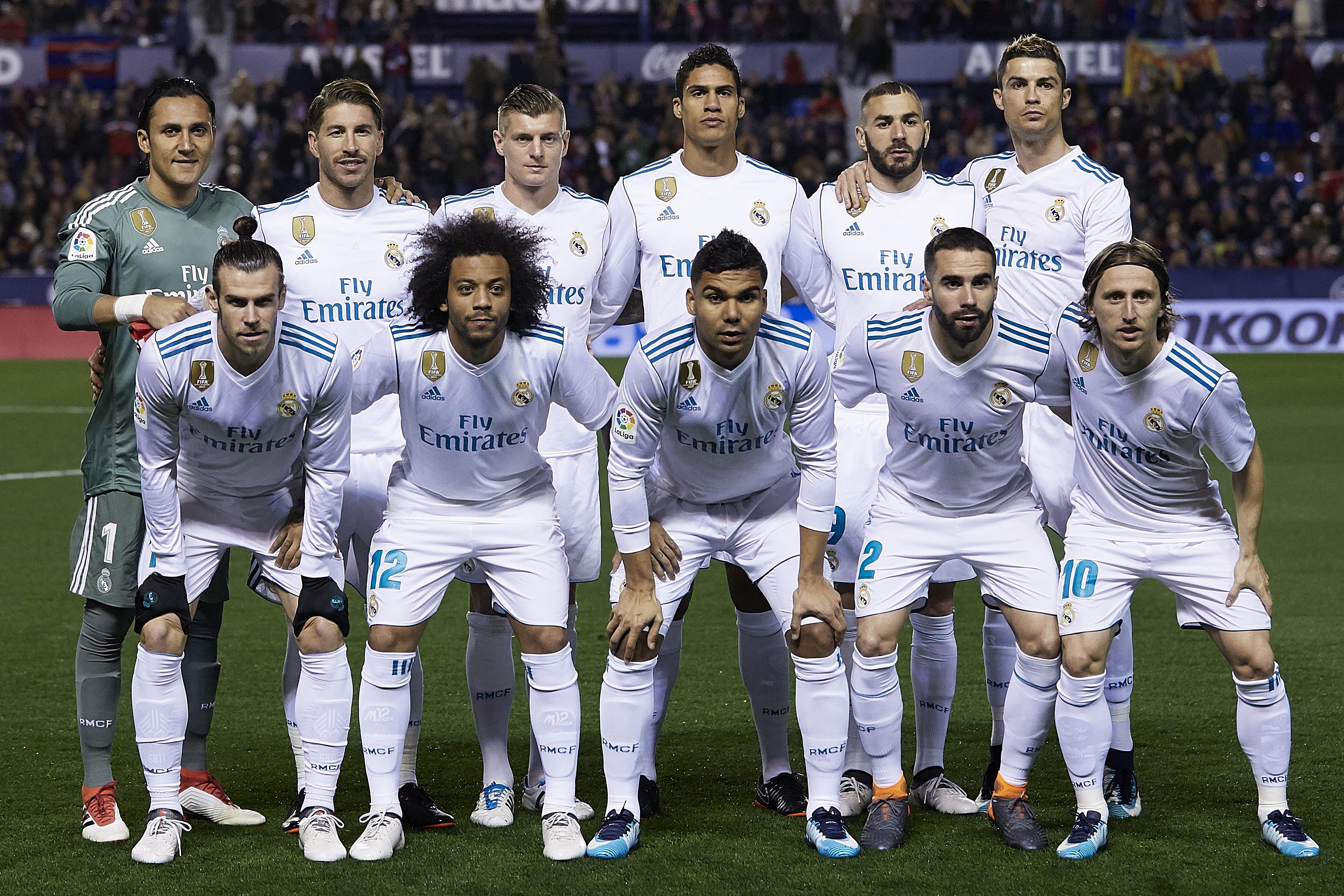 Levante v Real Madrid - La Liga