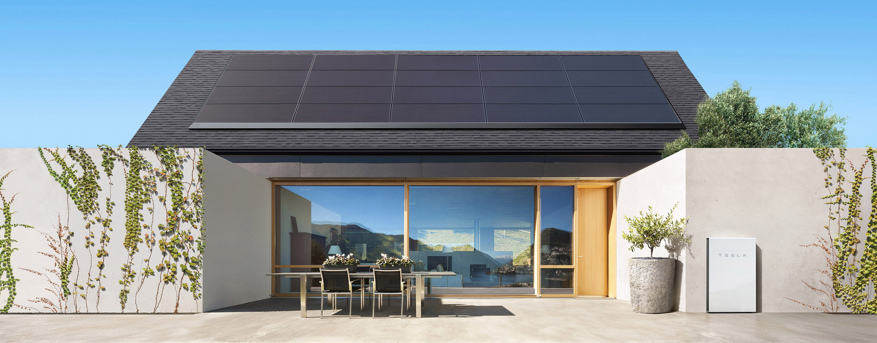 Tesla Solar Panels Batteries Coming To Home Depot Curbed