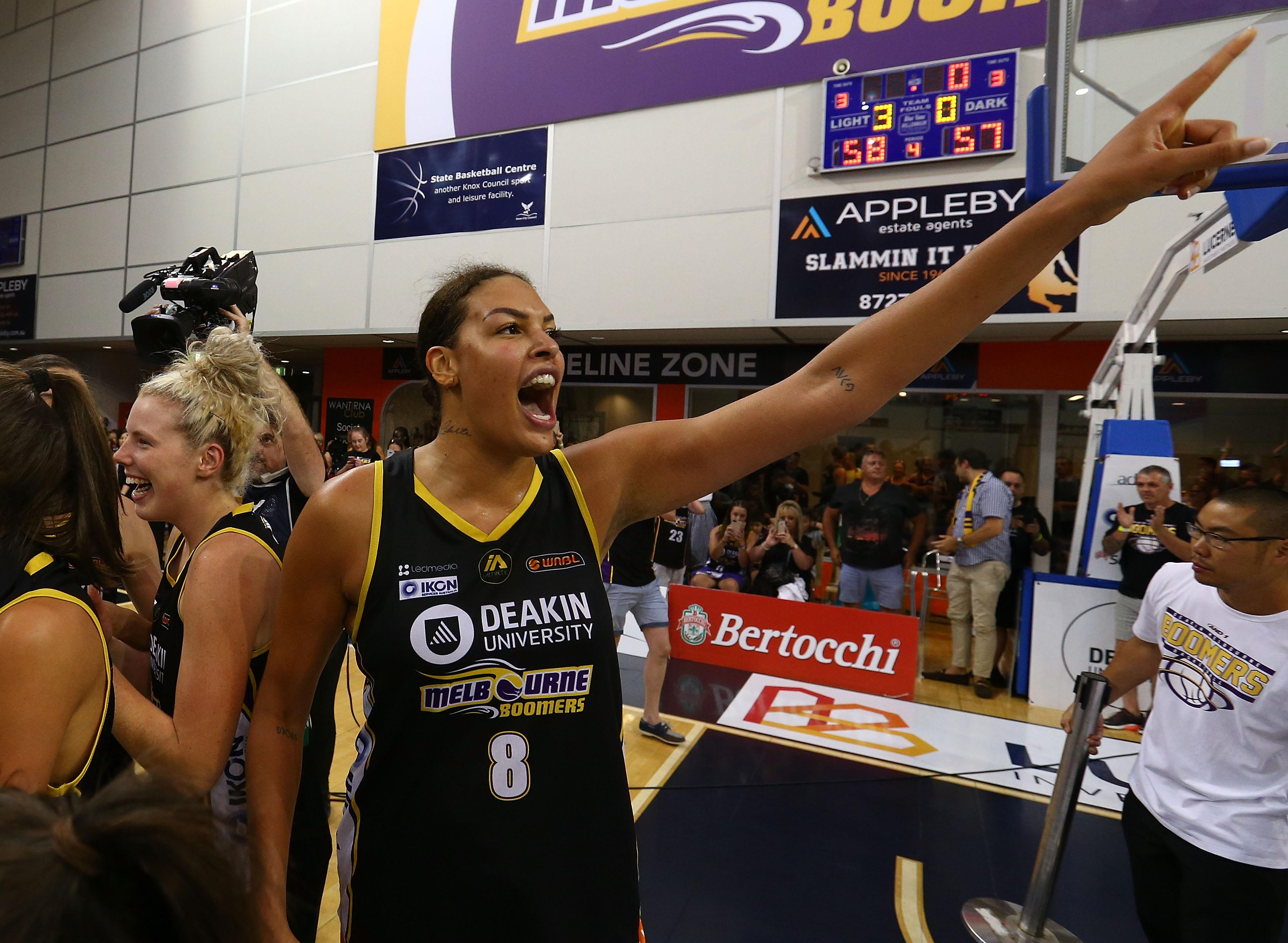 WNBL Grand Final - Game 2: Melbourne v Townsville
