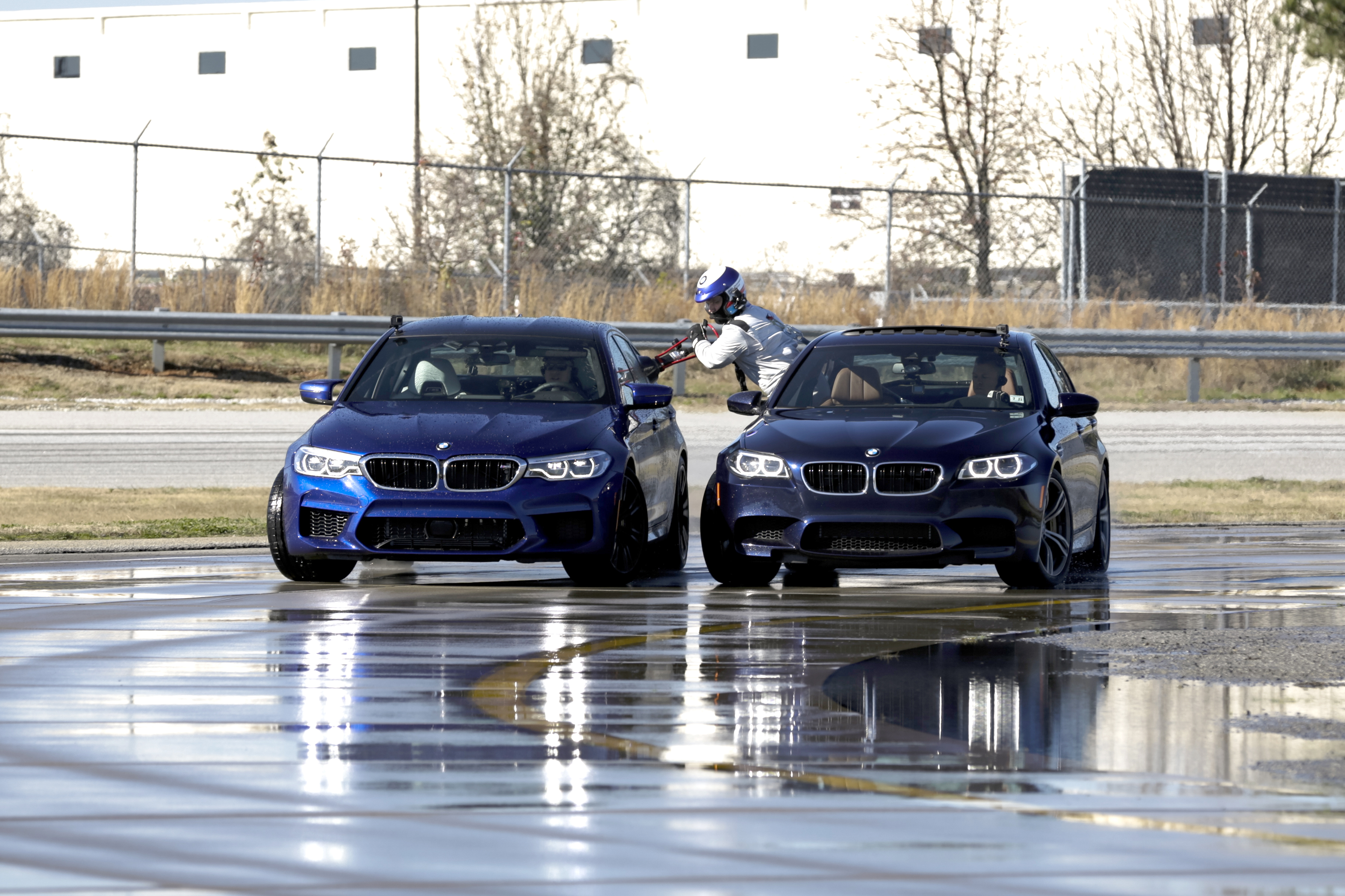 Bmws World Record Eight Hour Drift Was Almost Ruined By Bluetooth
