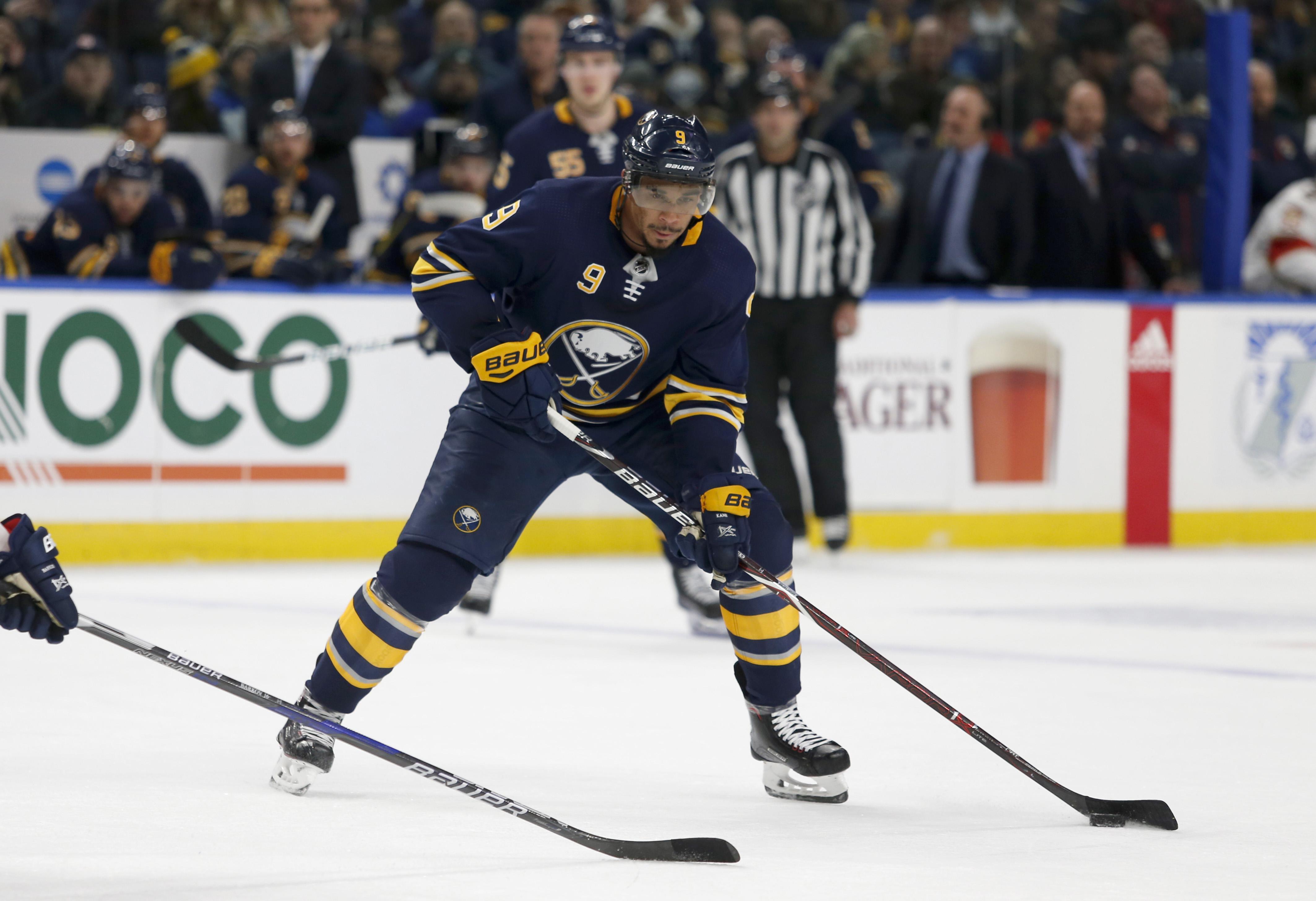 NHL: Florida Panthers at Buffalo Sabres