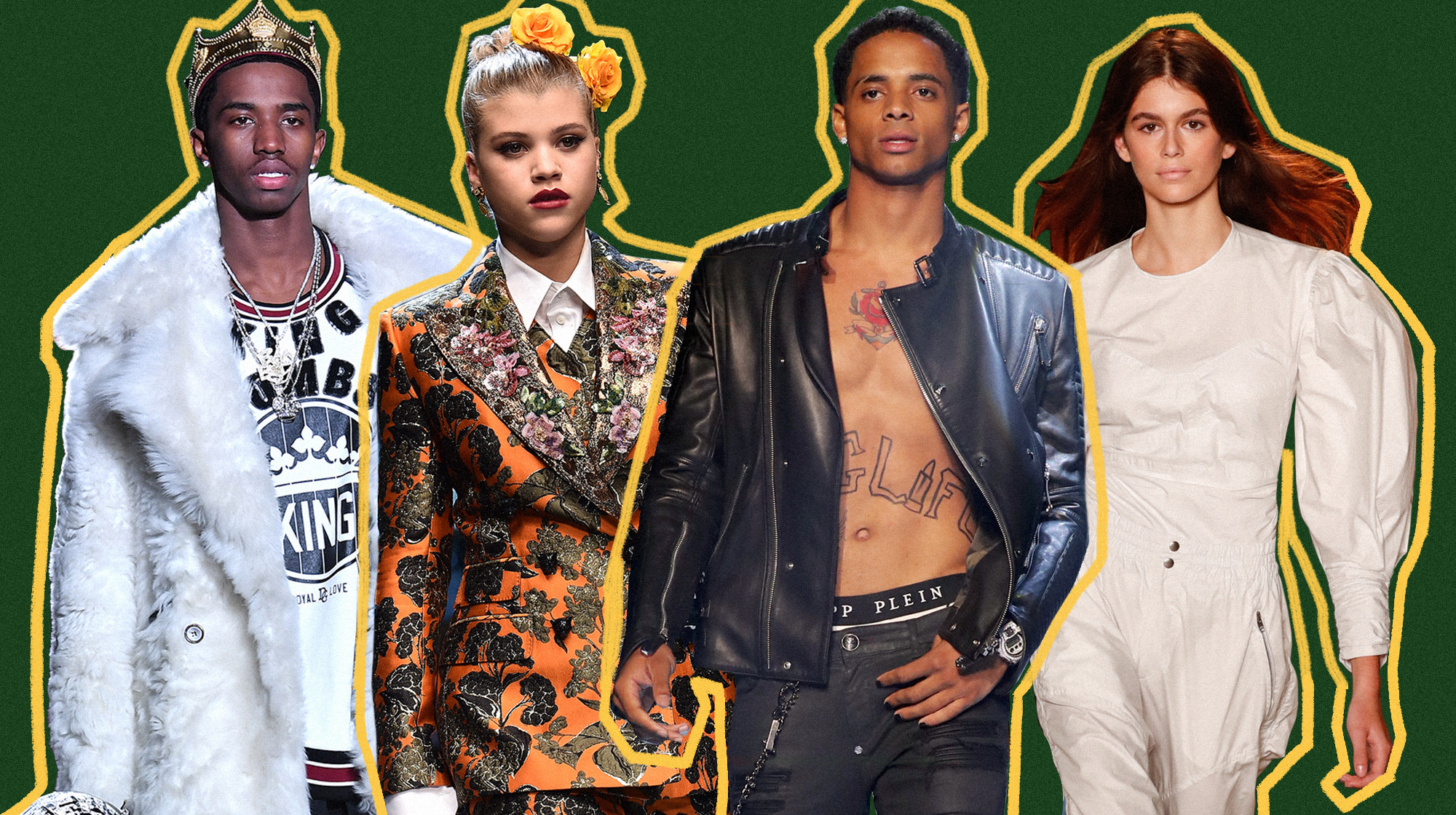 How Celebrity Kids Took Over the Modeling Industry