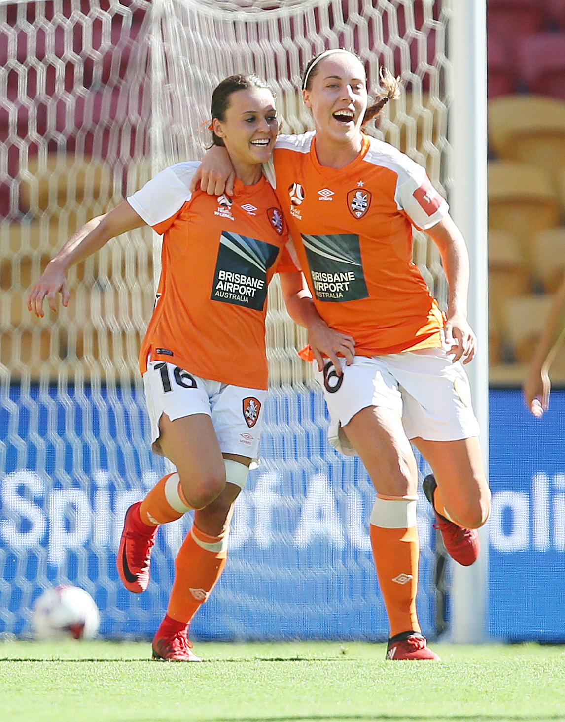 W-League Rd 14 - Brisbane v Canberra