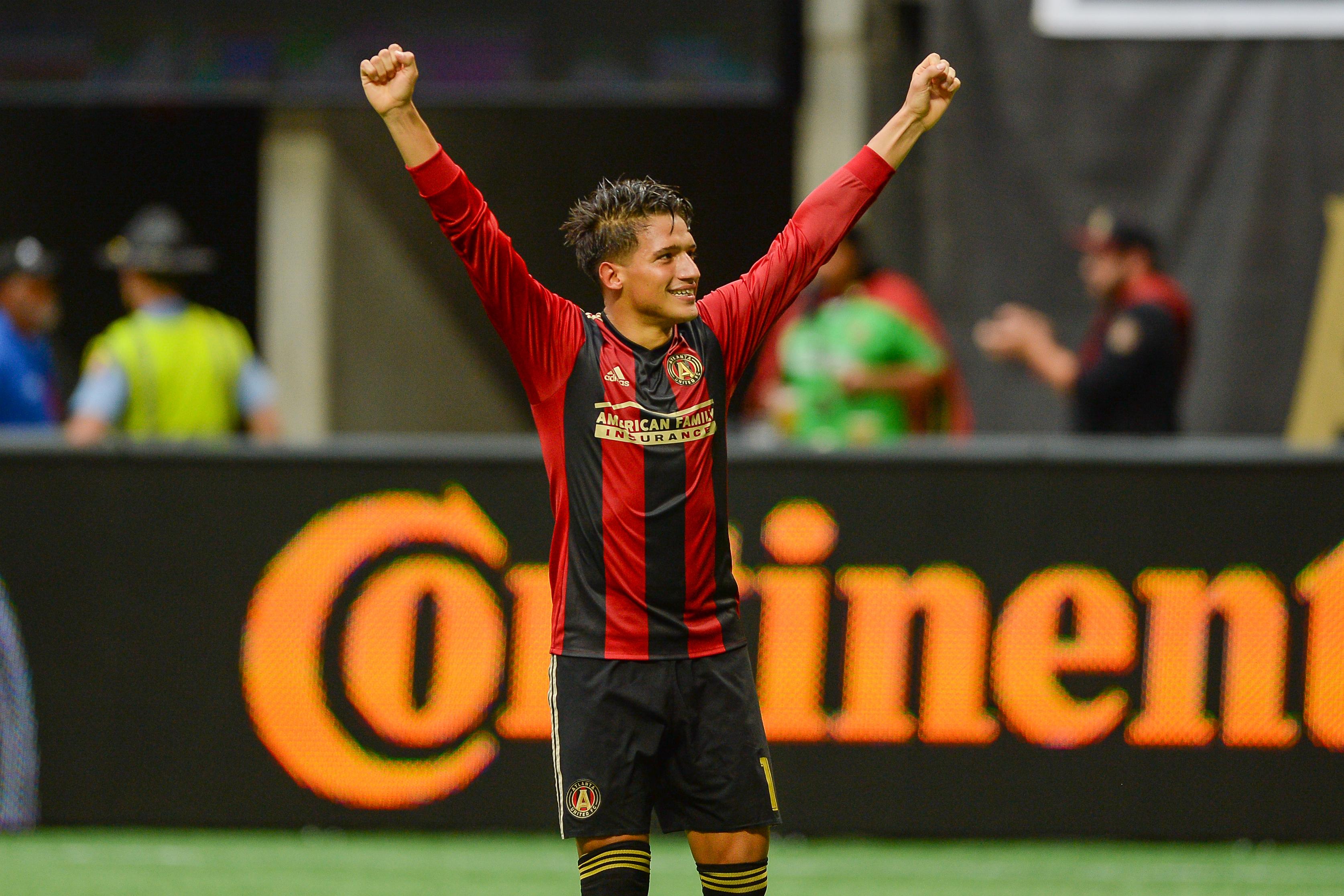 SOCCER: OCT 22 MLS - Toronto FC at Atlanta United FC