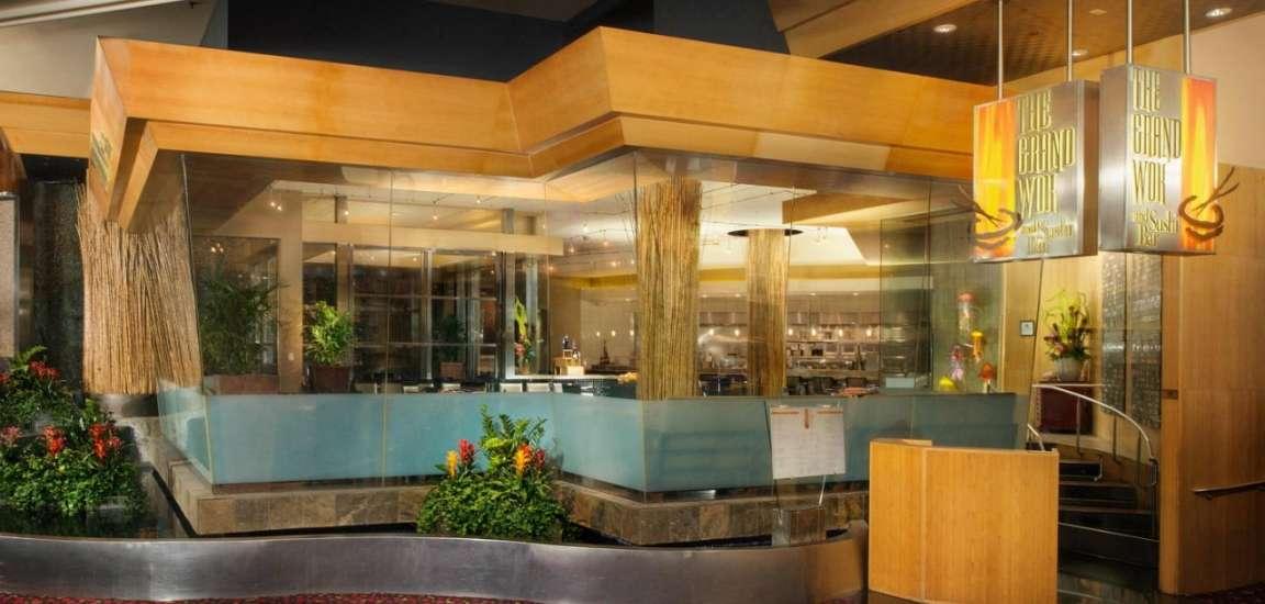 Grand Wok & Sushi Bar