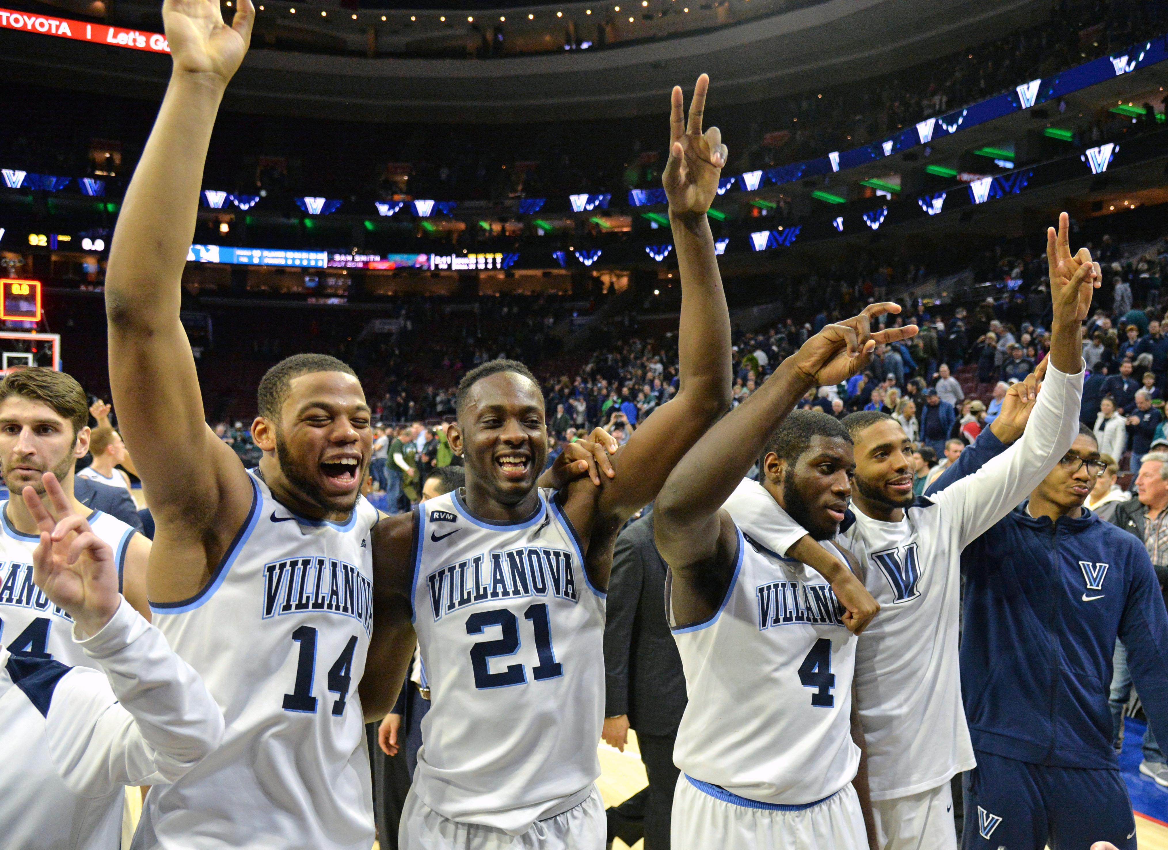 Villanova Basketball - VU Hoops