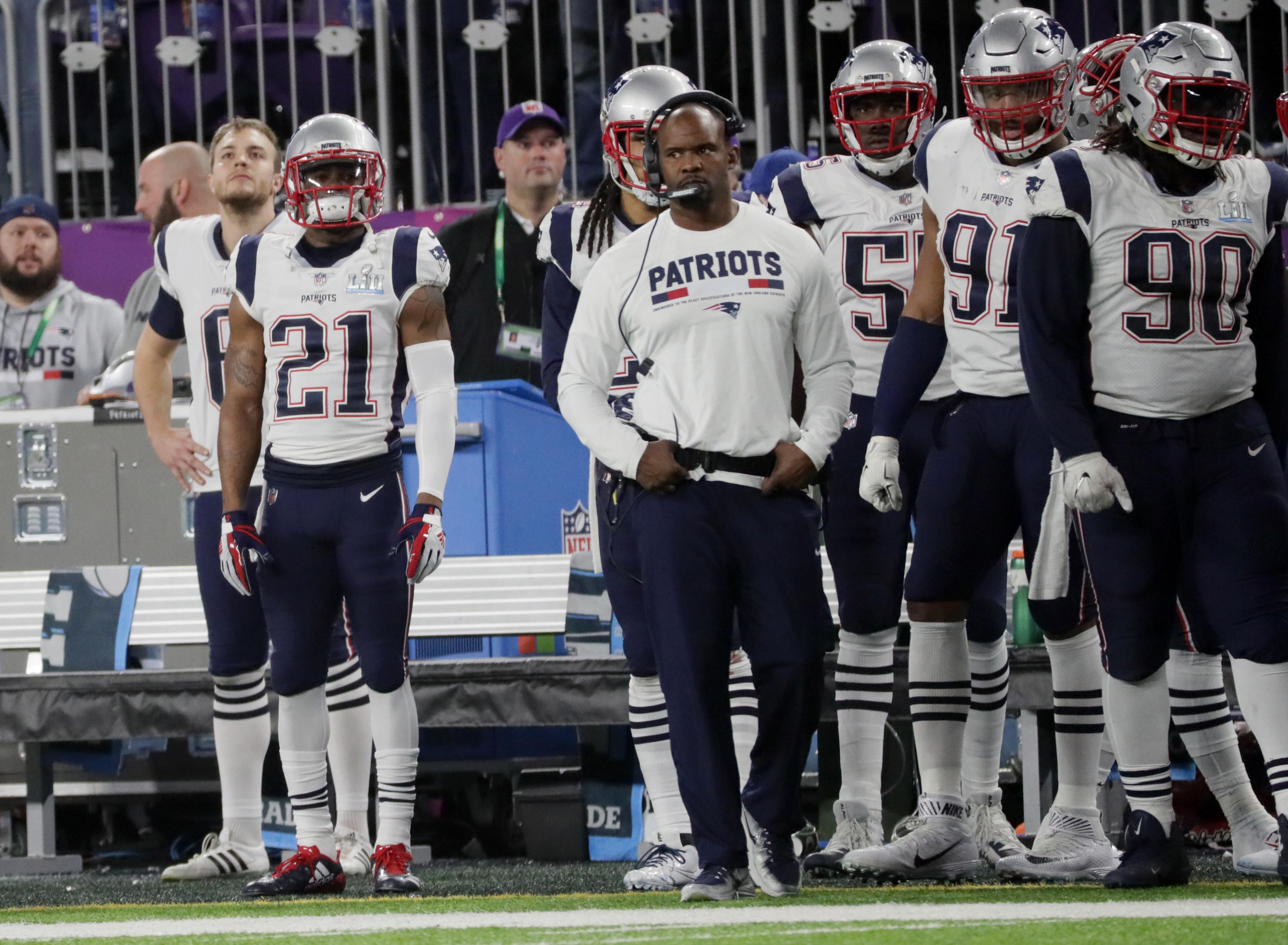 Super Bowl LII: Philadelphia Eagles Vs New England Patriots At US Bank Stadium