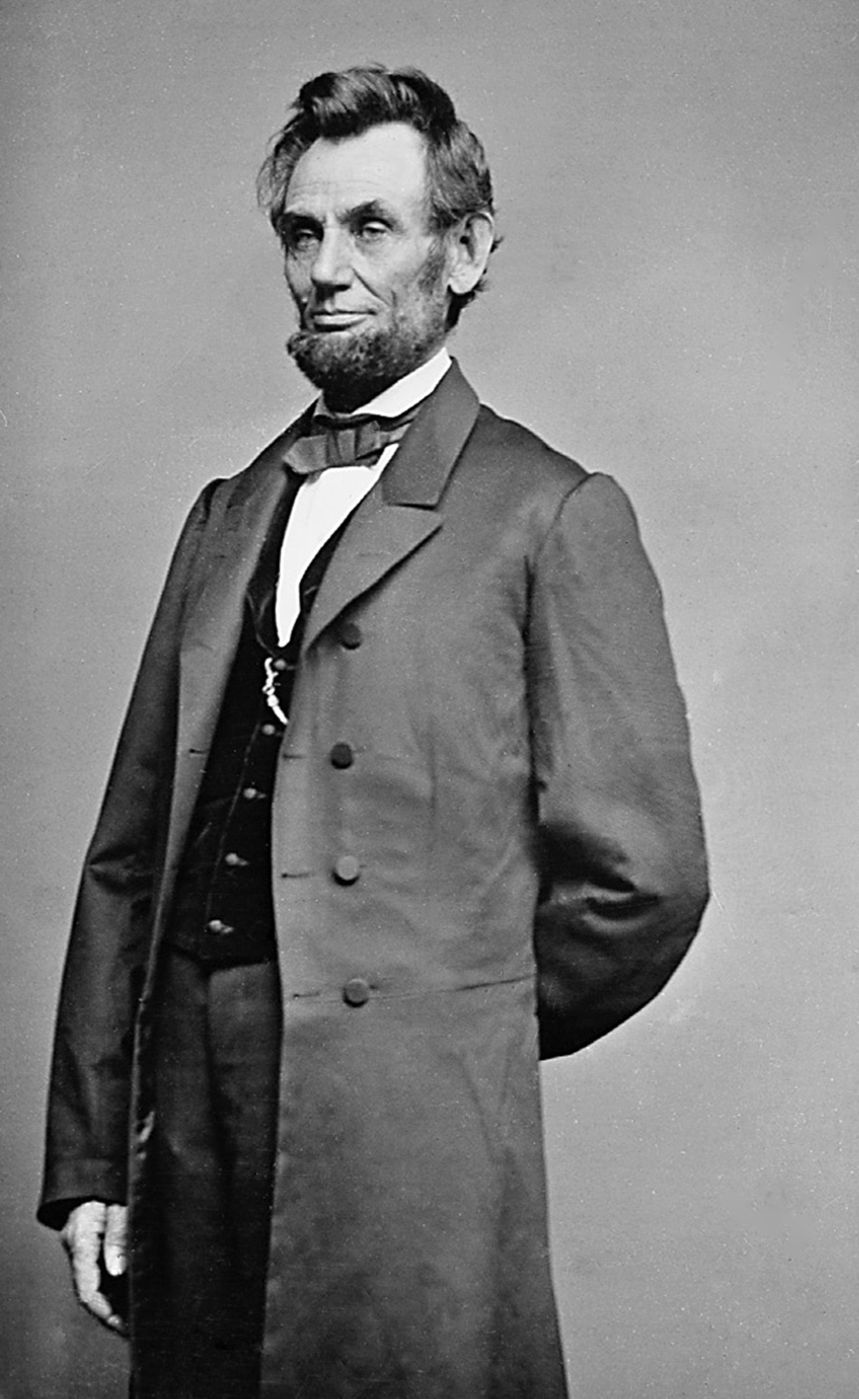 Abraham Lincoln Portrait Session