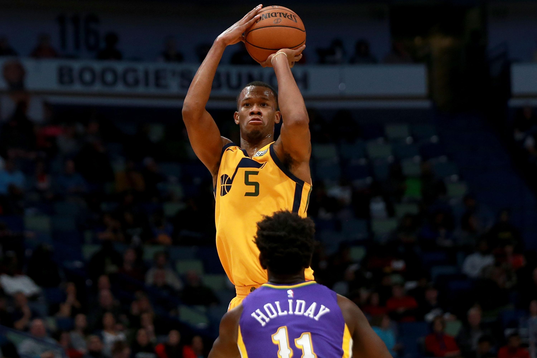Utah Jazz vs New Orleans Pelicans
