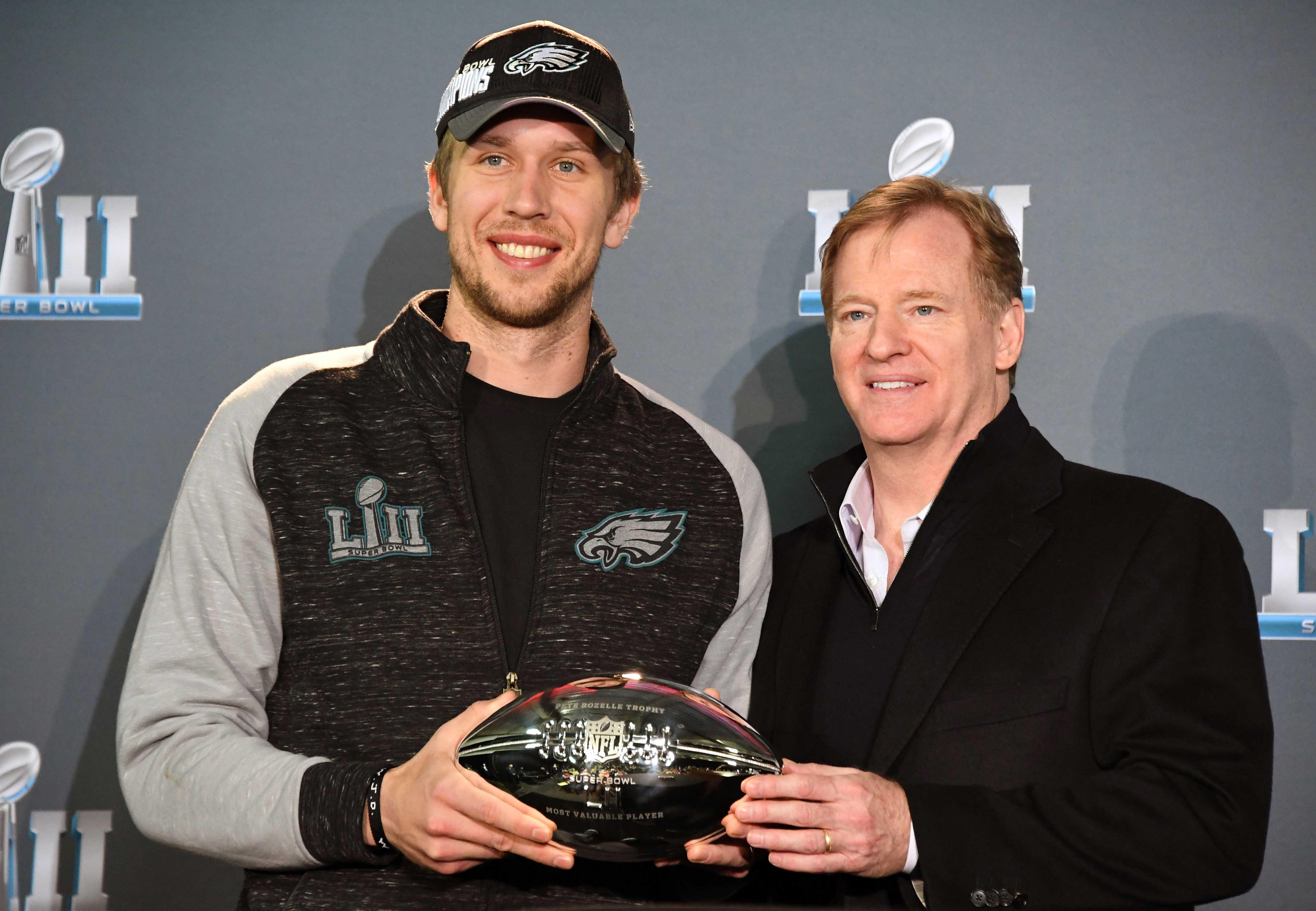 NFL: Super Bowl LII-Winning Team Press Conference