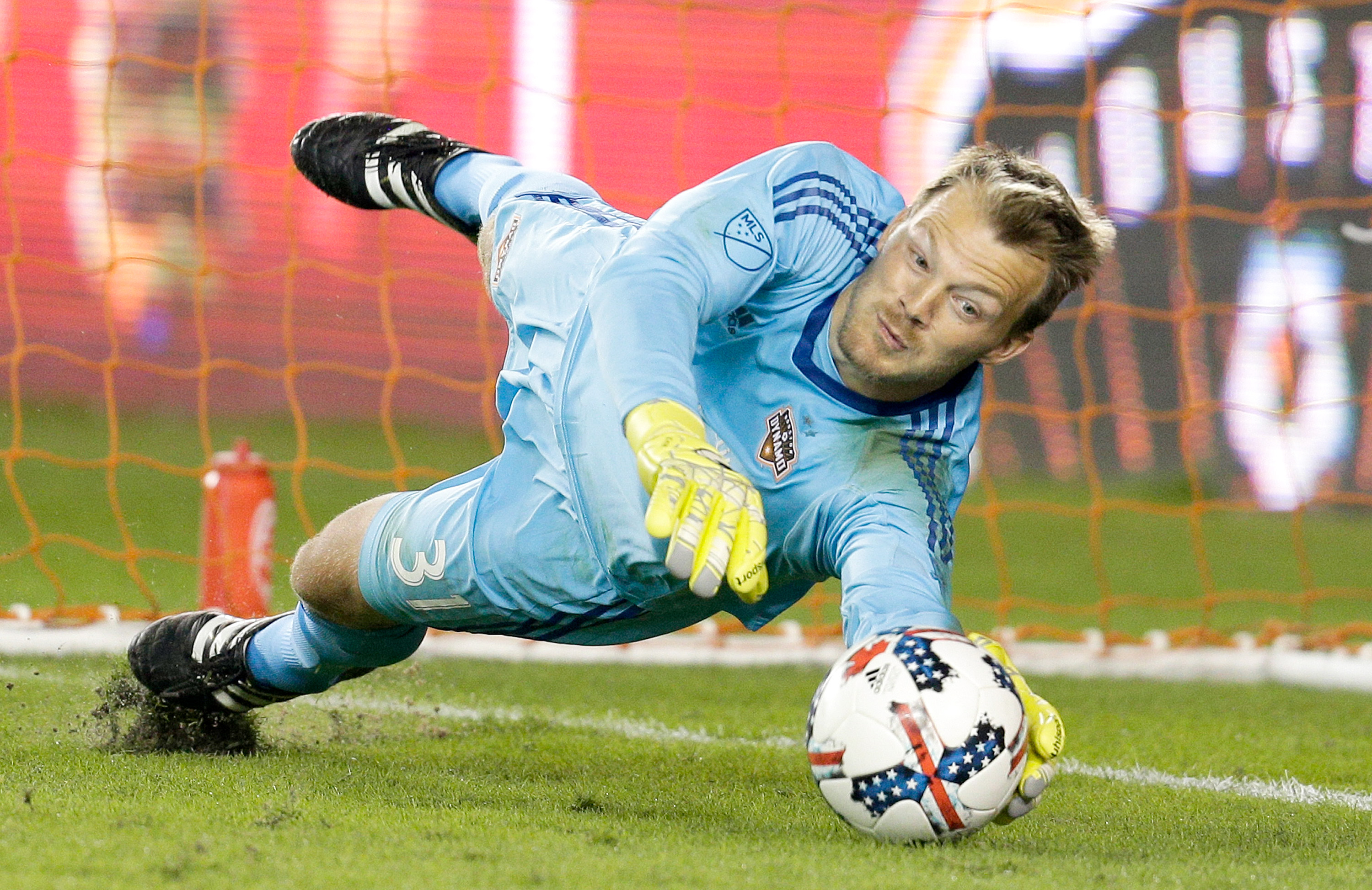 MLS: Western Conference Championship-Seattle Sounders at Houston Dynamo
