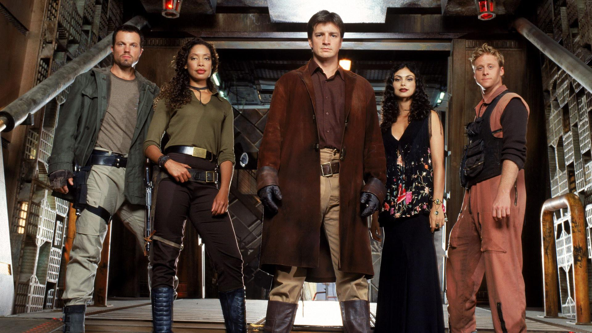 Joss Whedon's Firefly is coming back as a series of novels