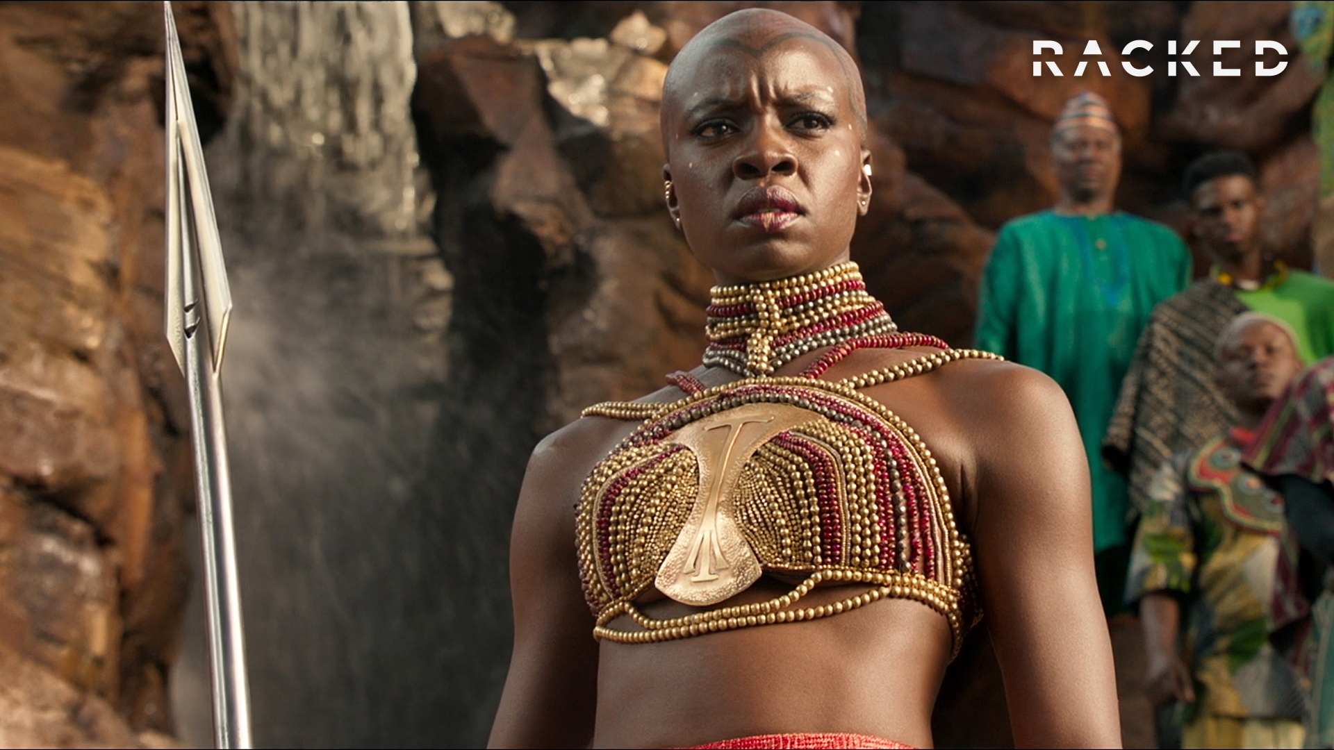 A character from 'Black Panther'