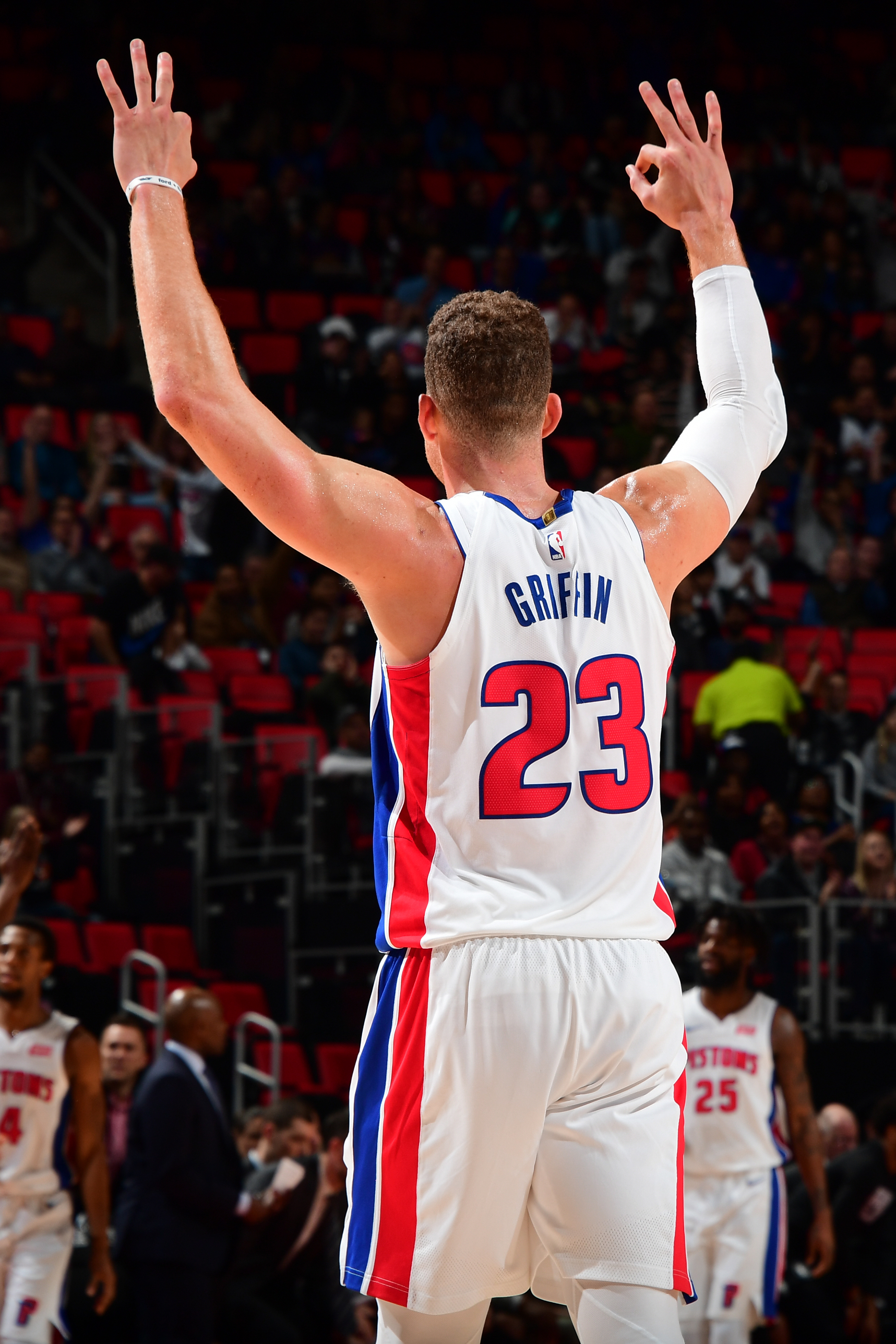 Game Preview: Clippers Visit Blake Griffin in Detroit