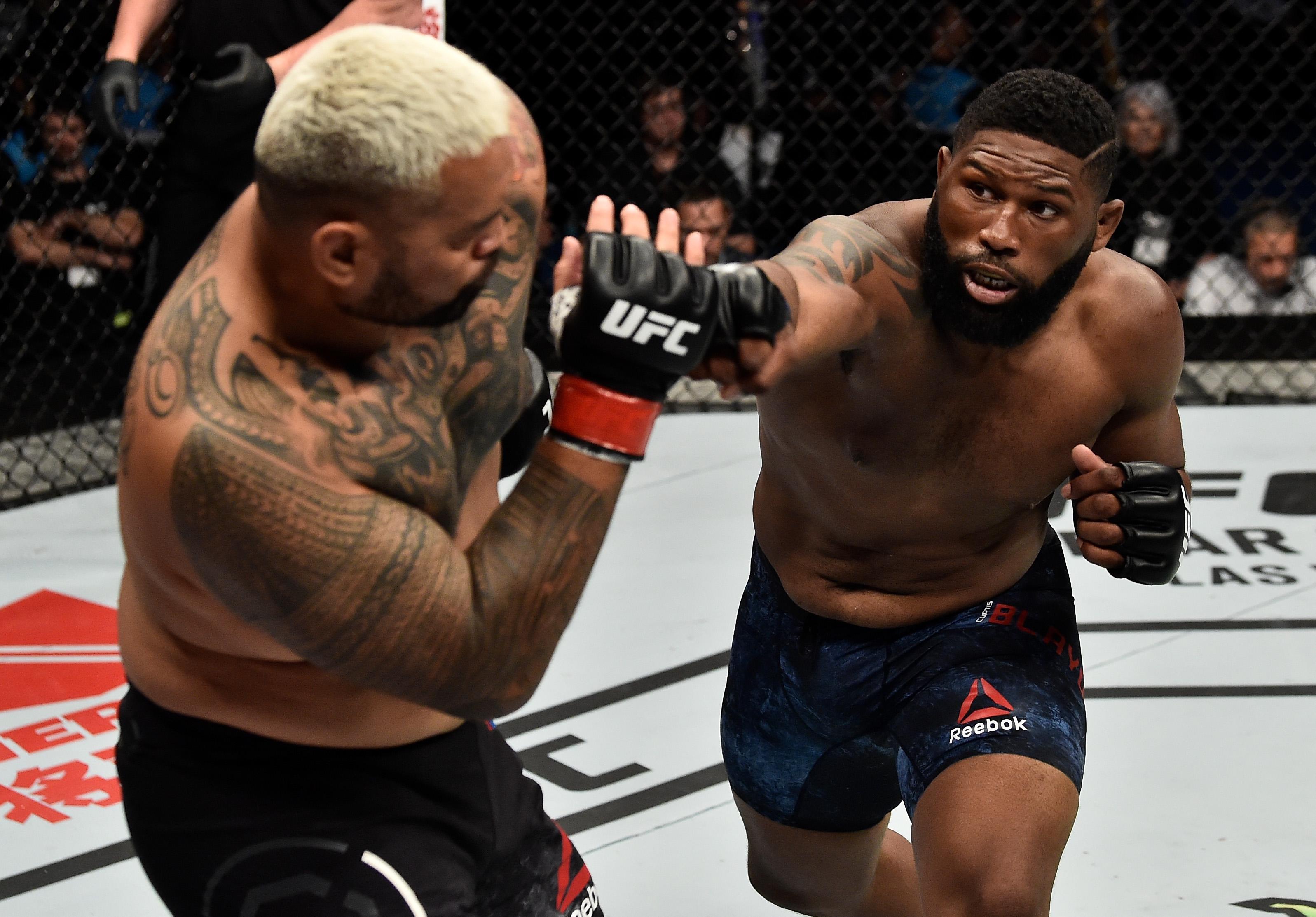 UFC 221: Hunt v Blaydes