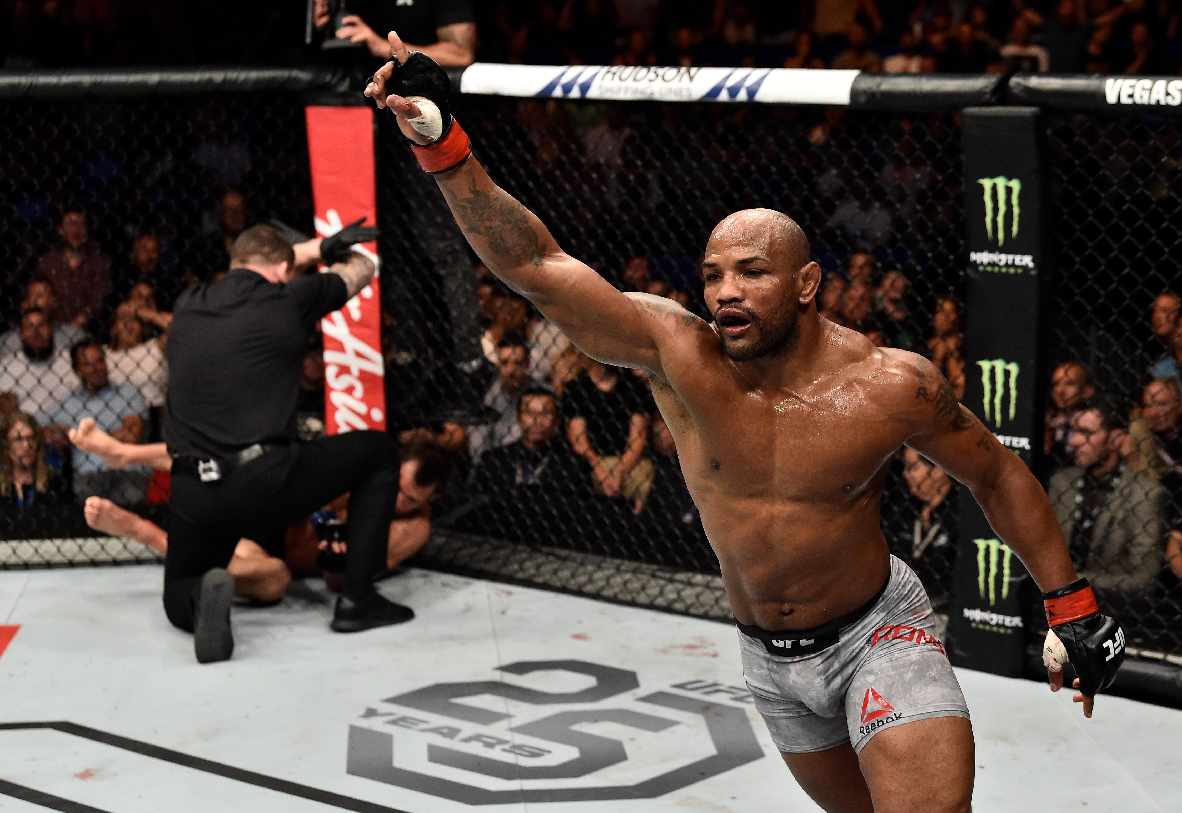 UFC 221: Romero v Rockhold
