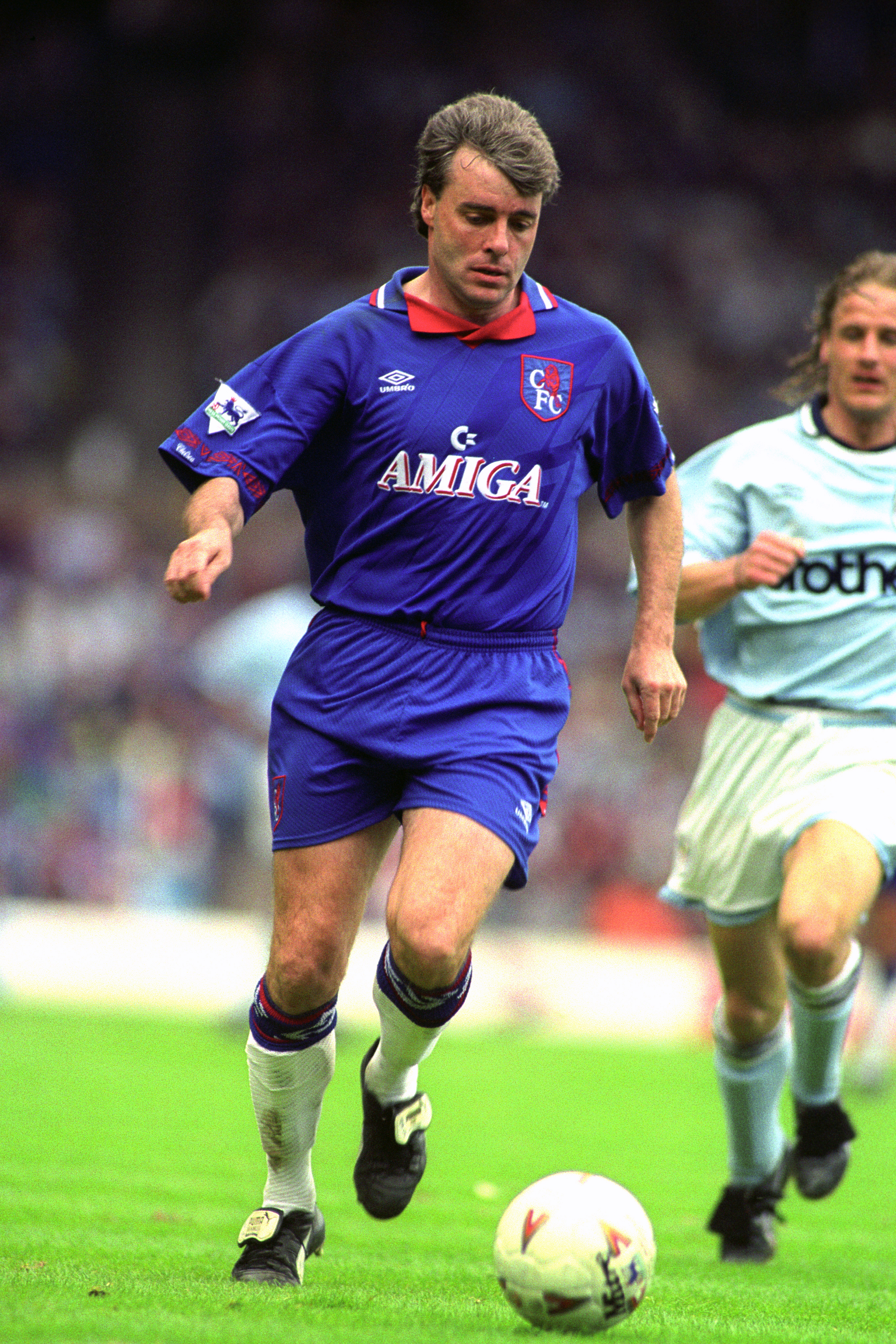 Manchester City v Chelsea - FA Carling Premiership - Maine Road