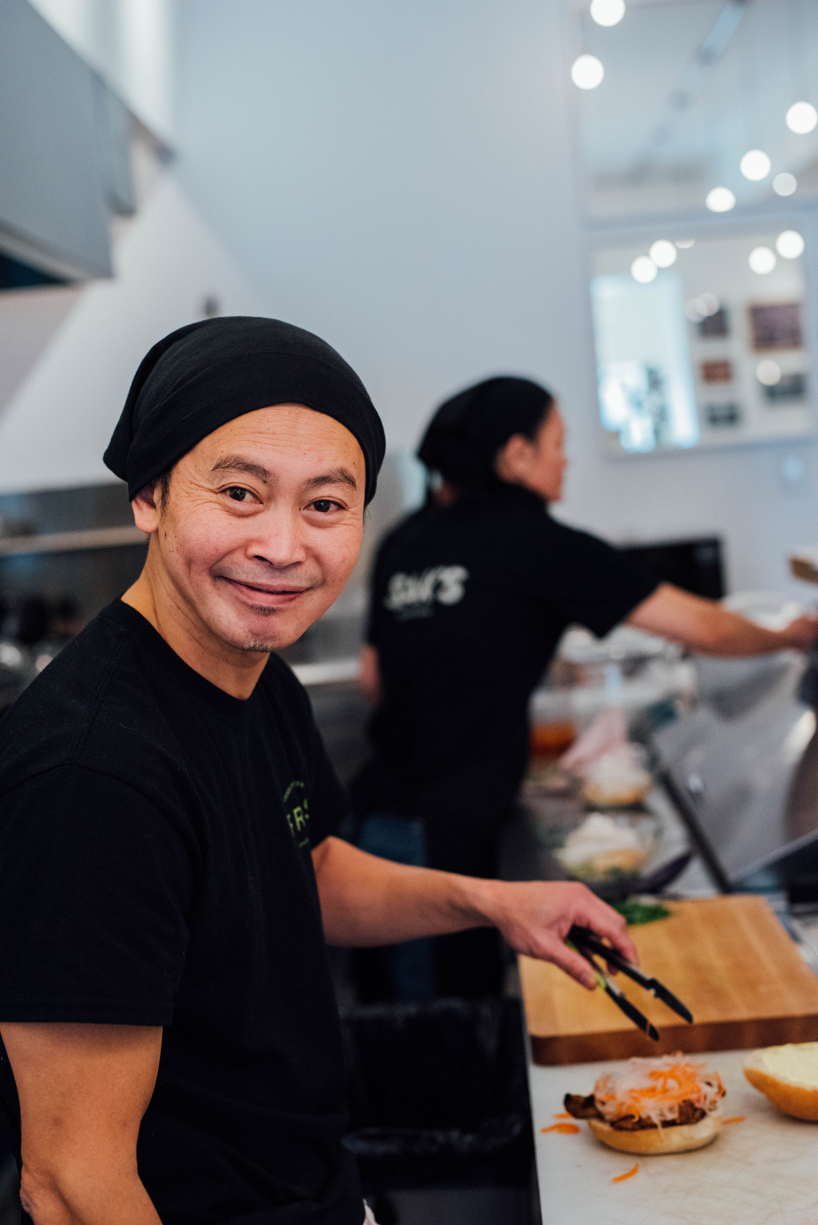 Sak's Serves Sharp and Simple Cambodian Sandwiches in St-Michel