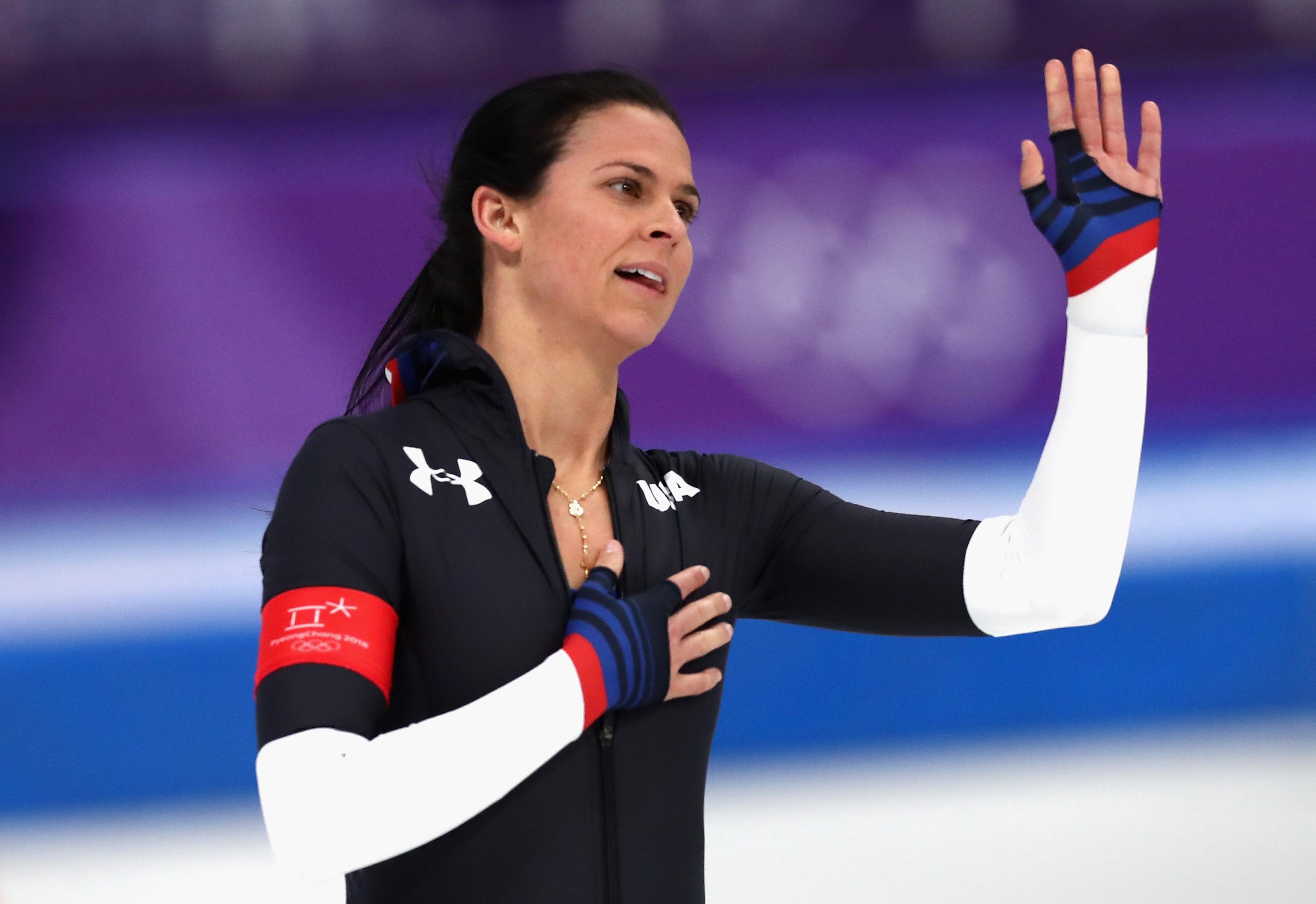 Speed Skating - Winter Olympics Day 3