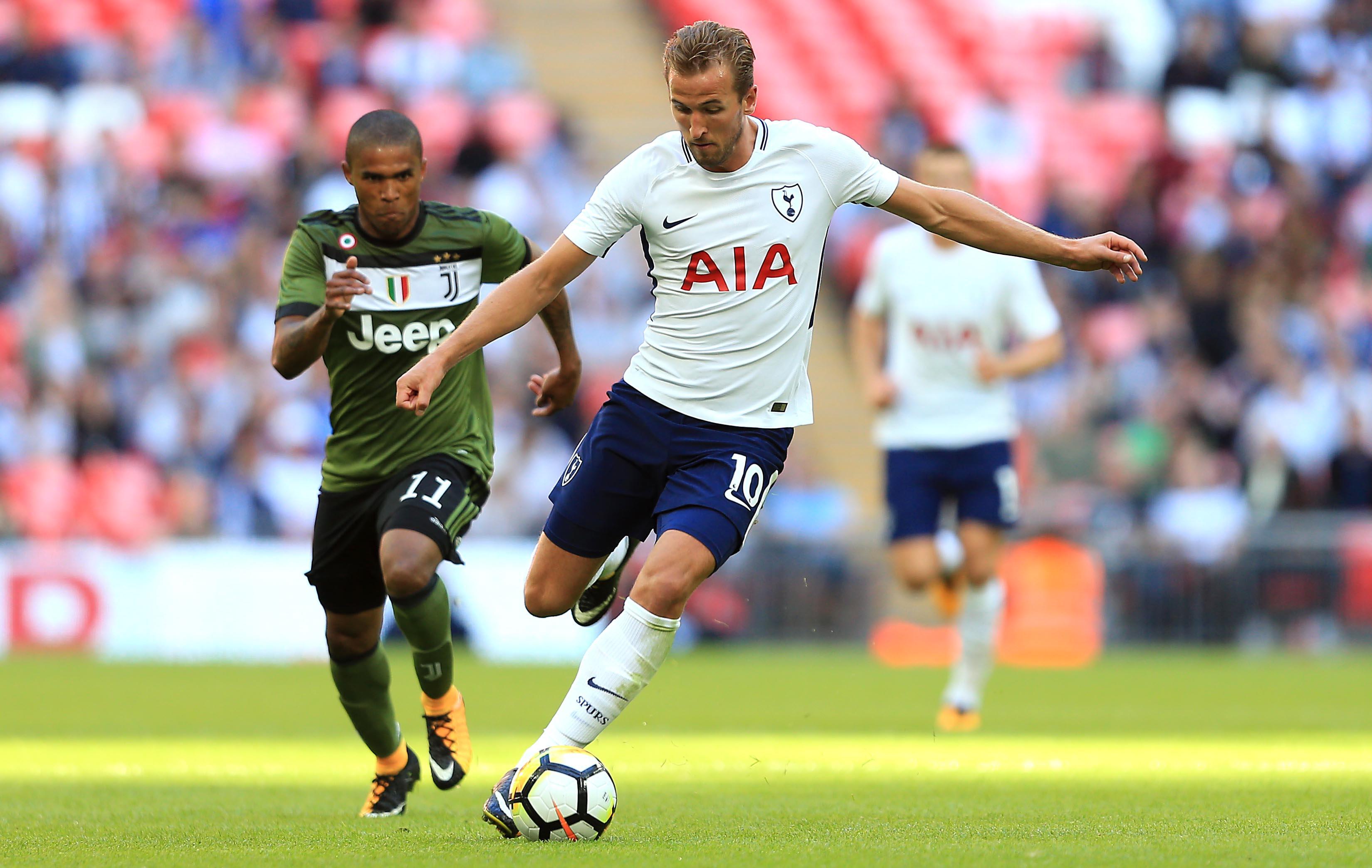 Tottenham Hotspur v Juventus - Pre-Season Friendly