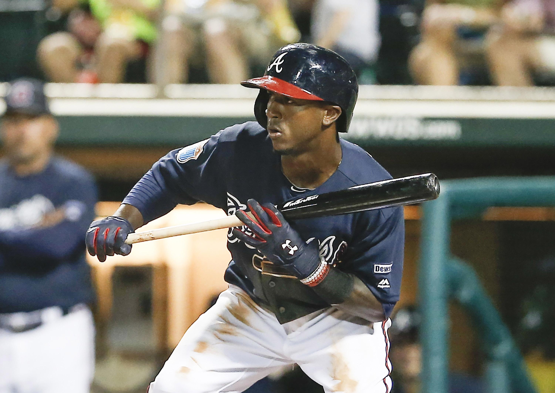 MLB: Spring Training-Washington Nationals at Atlanta Braves