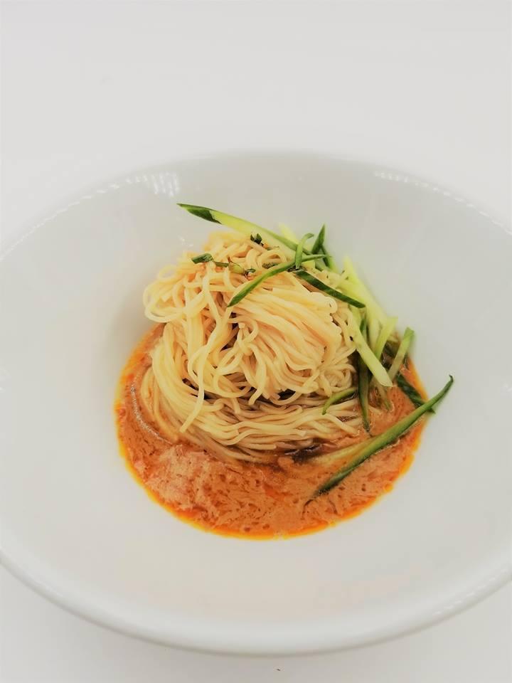 A dish from Lin Asian Bar