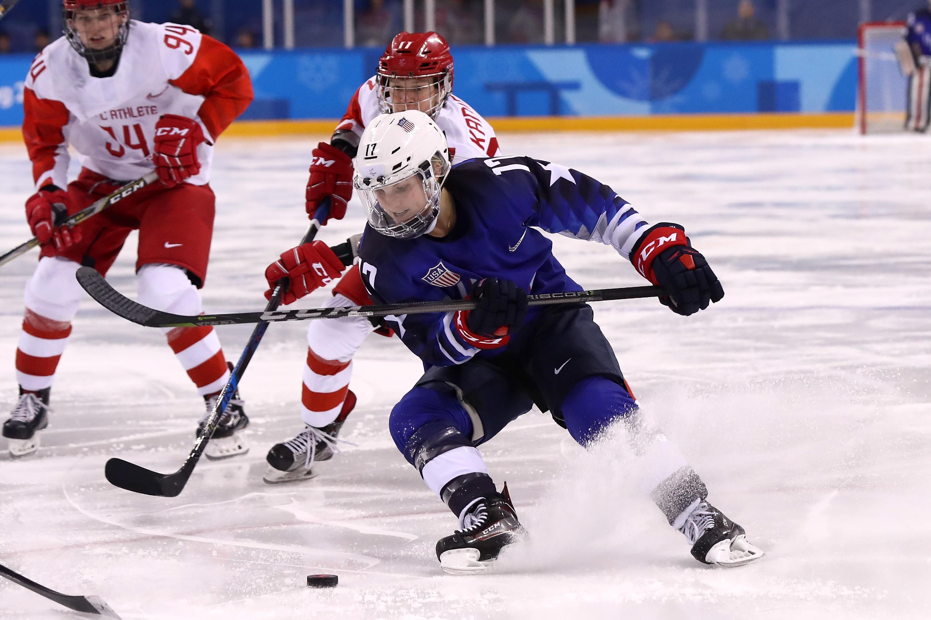 Ice Hockey - Winter Olympics Day 4