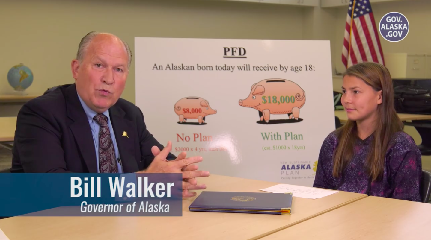 The amazing true socialist miracle of the Alaska Permanent Fund