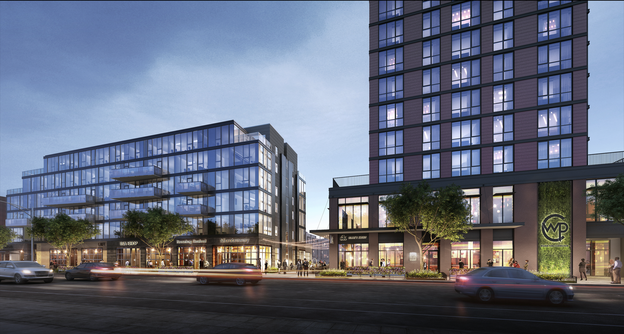 Target Salon Lofts To Fill Retail Space At Wicker Park Connection