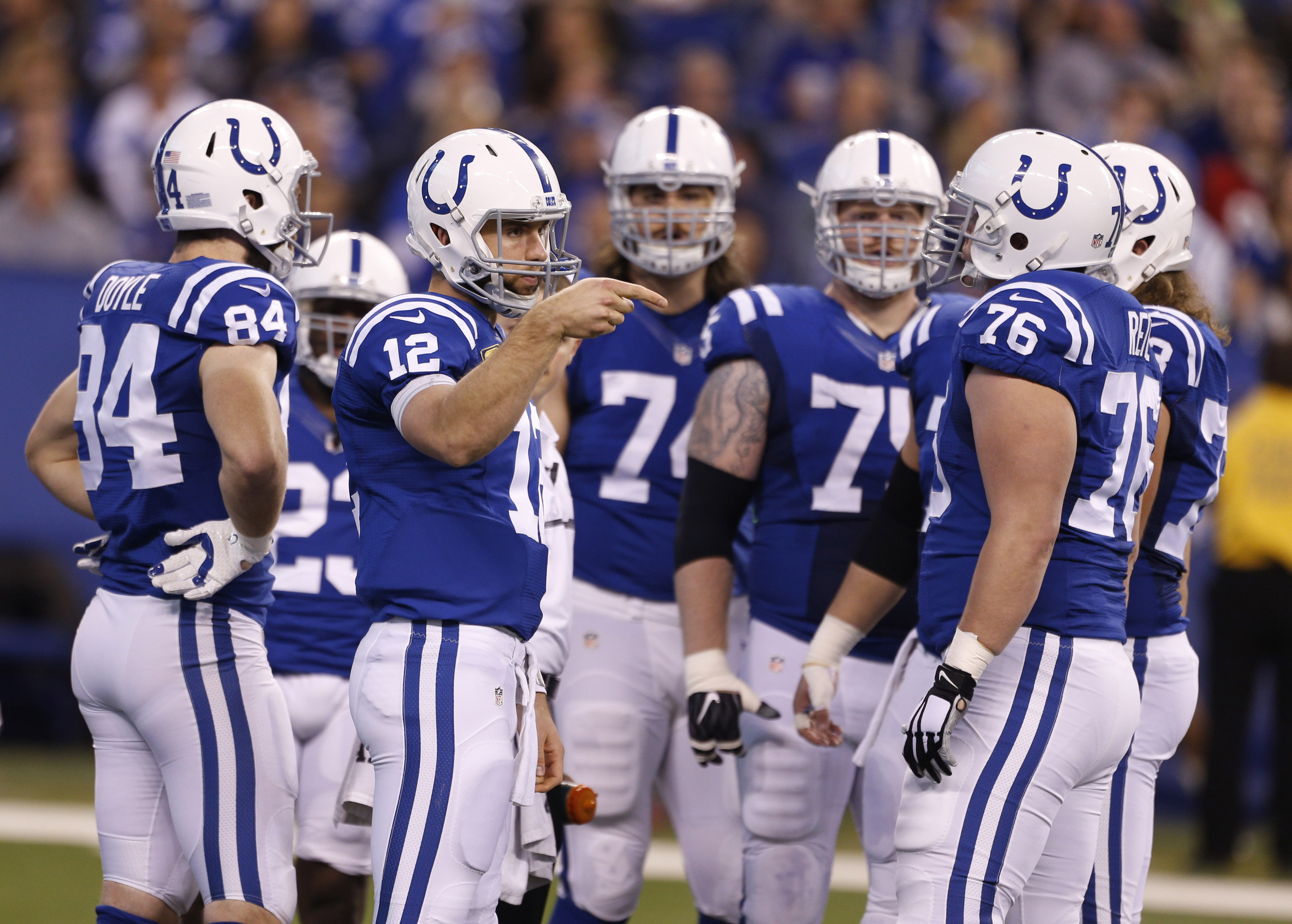 Stampede blue an indianapolis colts community colts roster outlook february pre free agency voltagebd Gallery