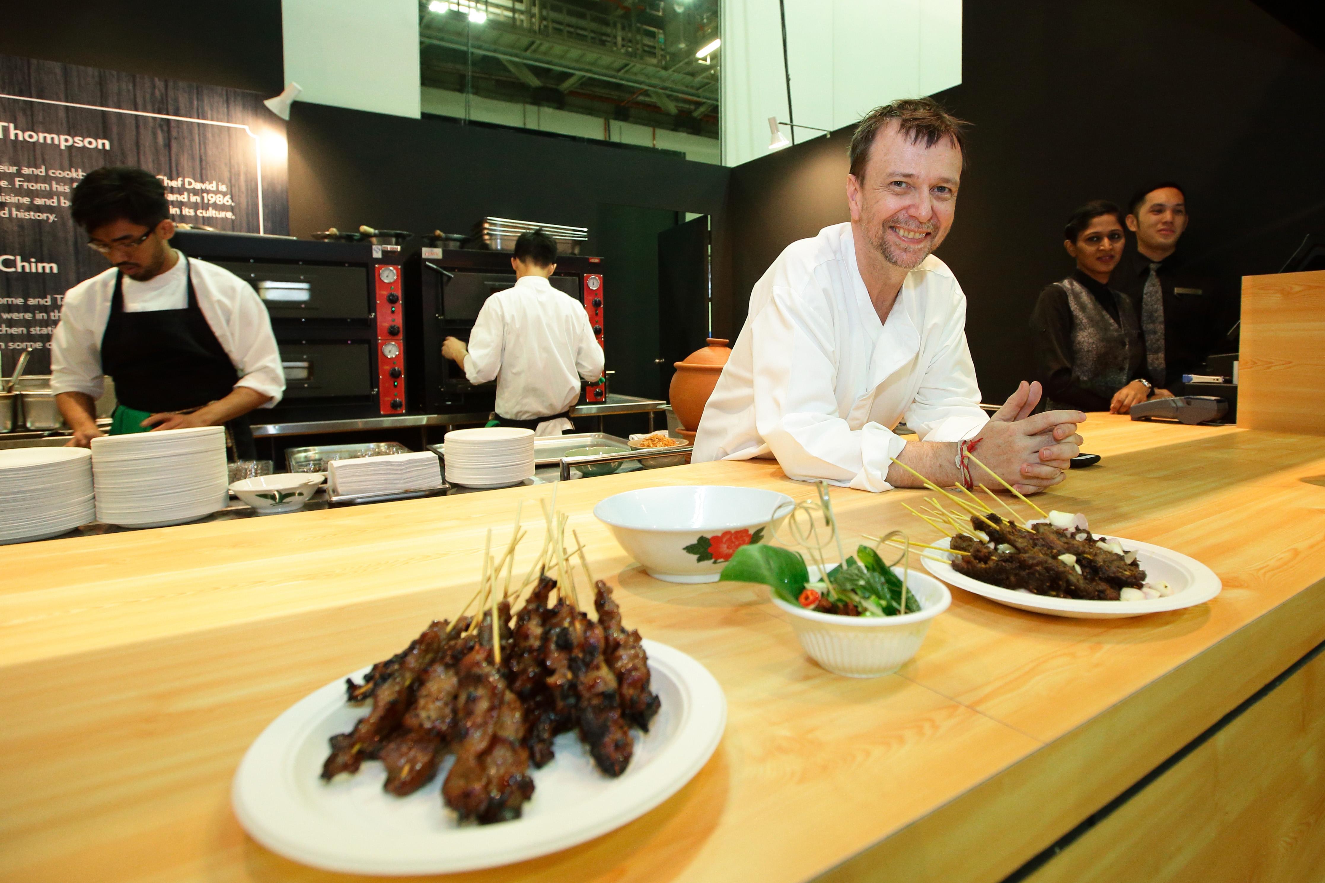 Singapore Launches Epicurean Market 2015