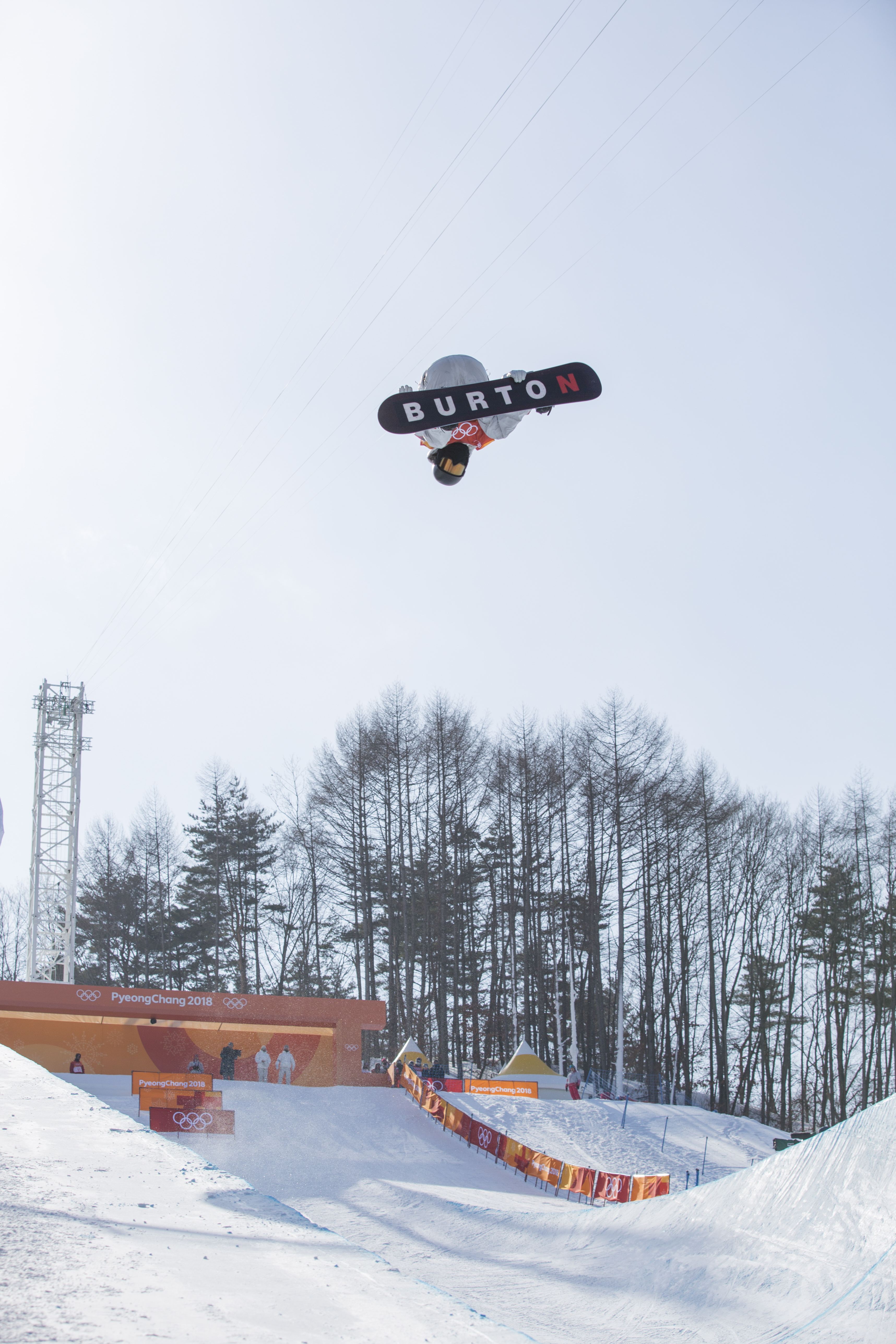 Pyeongchang 2018 Winter Olympics Mens Freestyle Snowboarding Halfpipe Qualifications