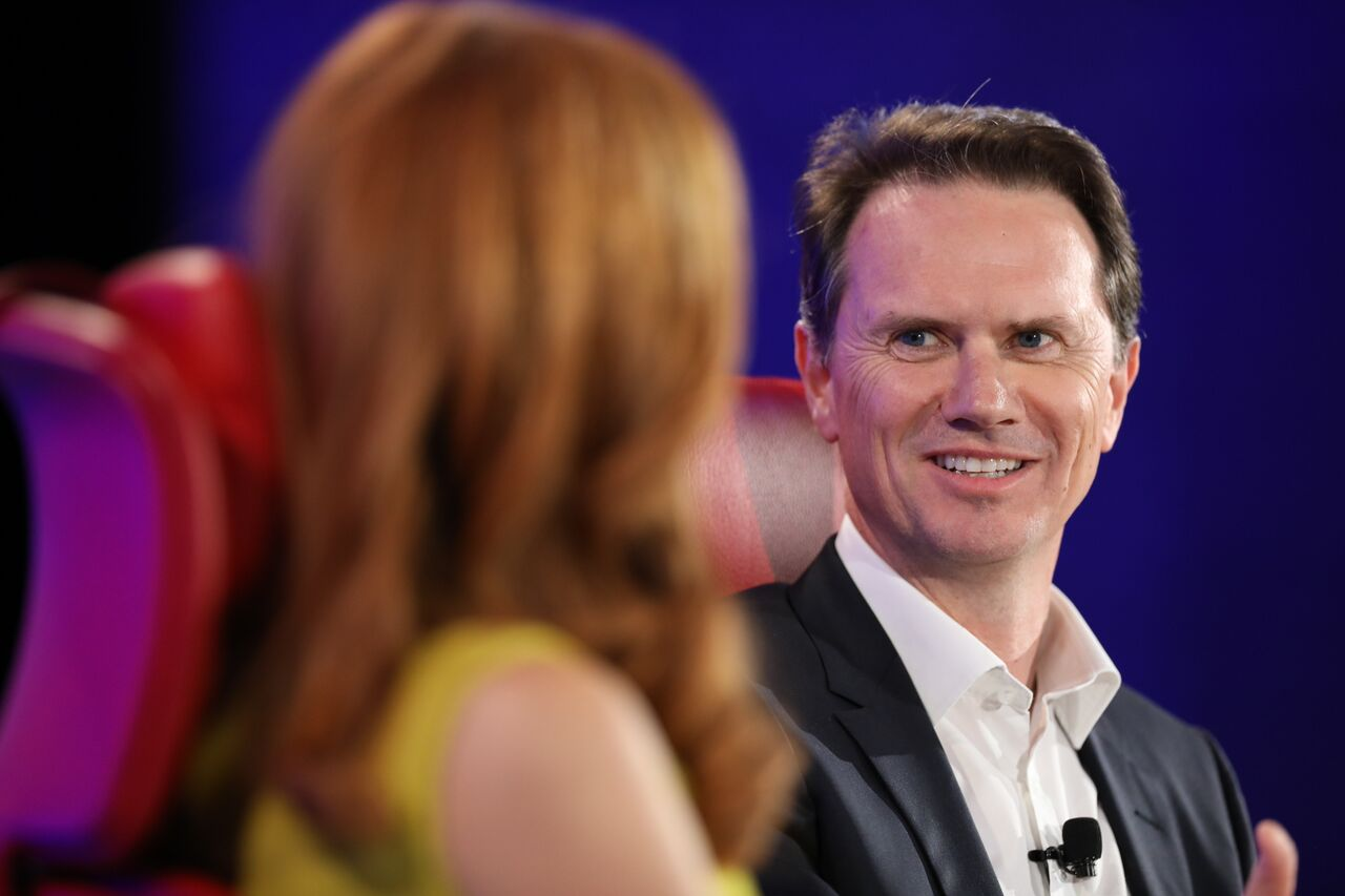 21st Century Fox Chairman and CEO Peter Rice