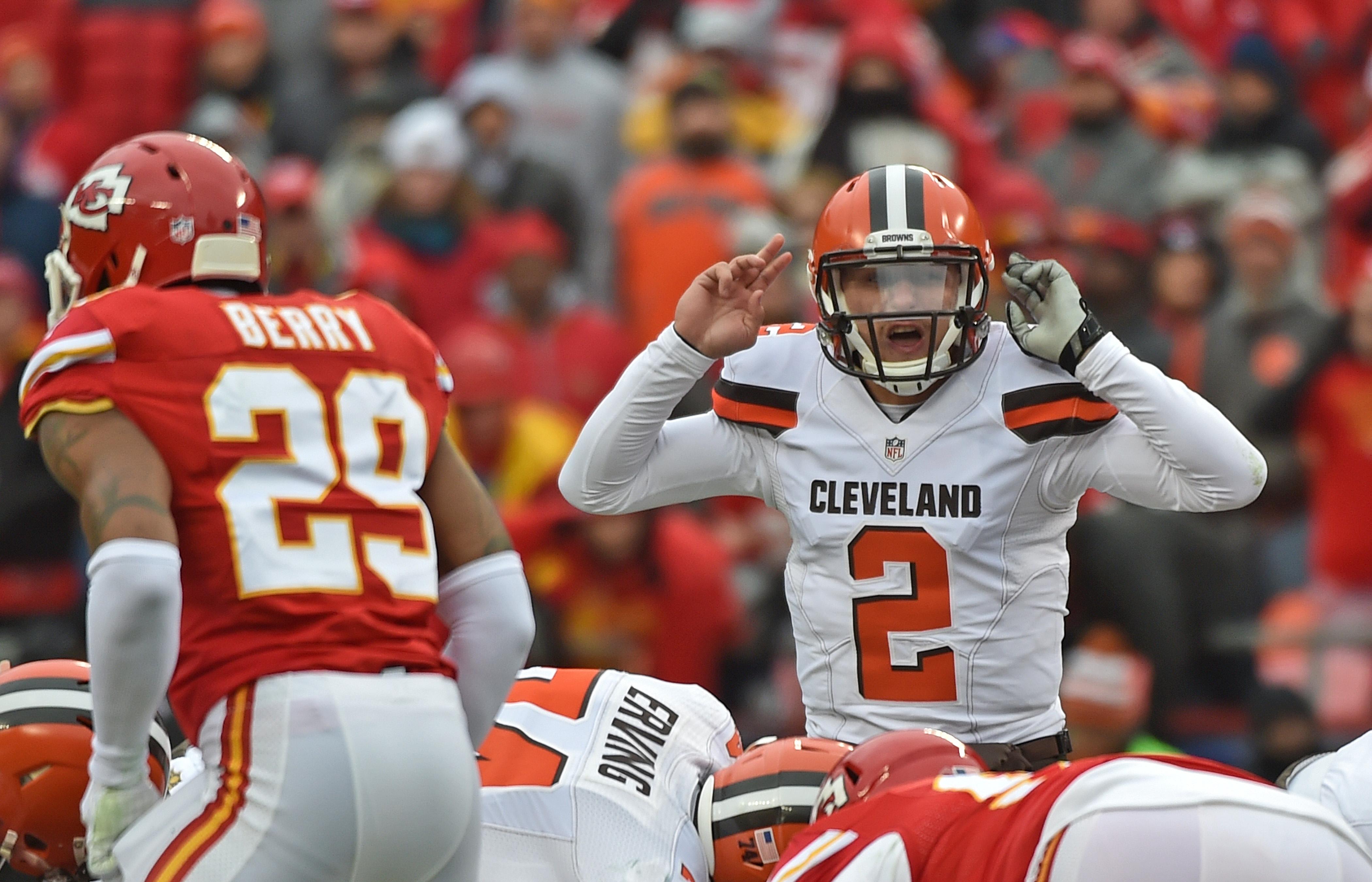Cleveland Browns v Kansas City Chiefs