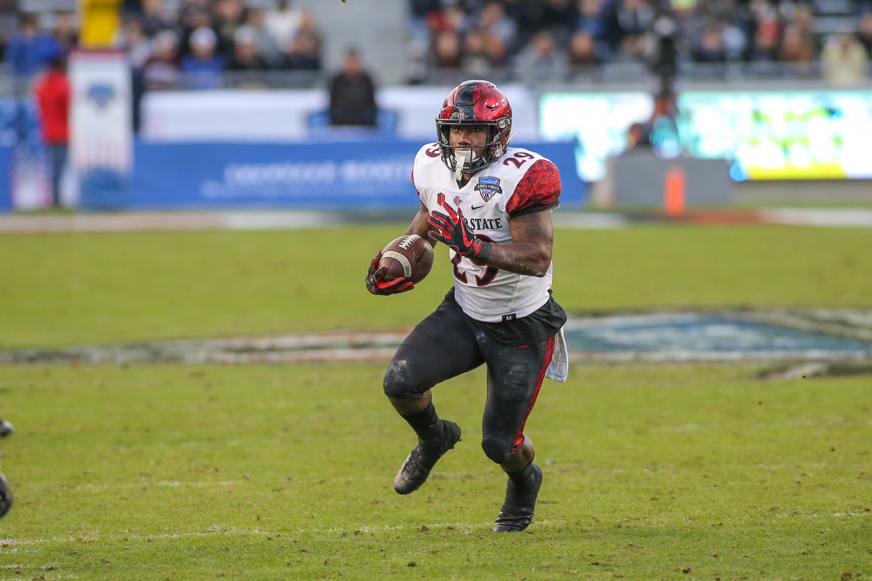 COLLEGE FOOTBALL: DEC 23 Armed Forces Bowl - San Diego State v Army