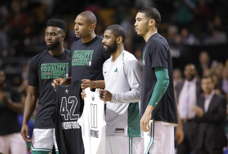 NBA: Los Angeles Clippers at Boston Celtics