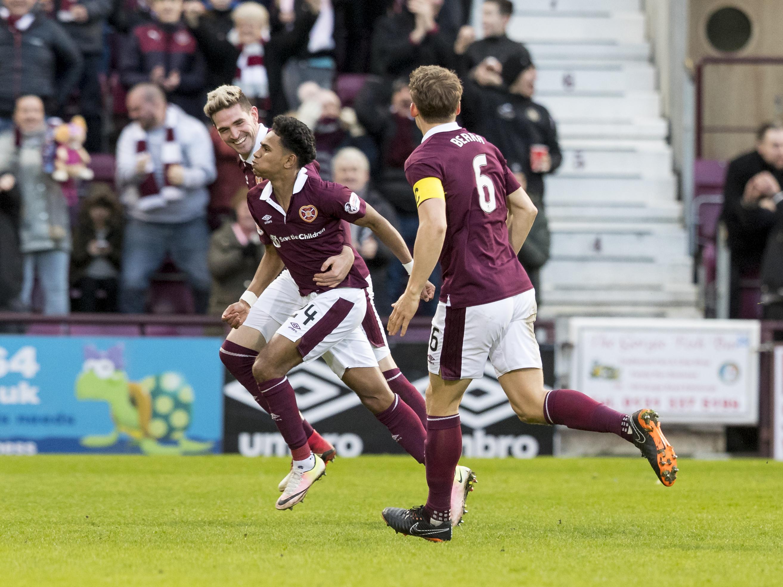 2018 Scottish Cup Football 5th Round Hearts v St Johnstone Feb 10th