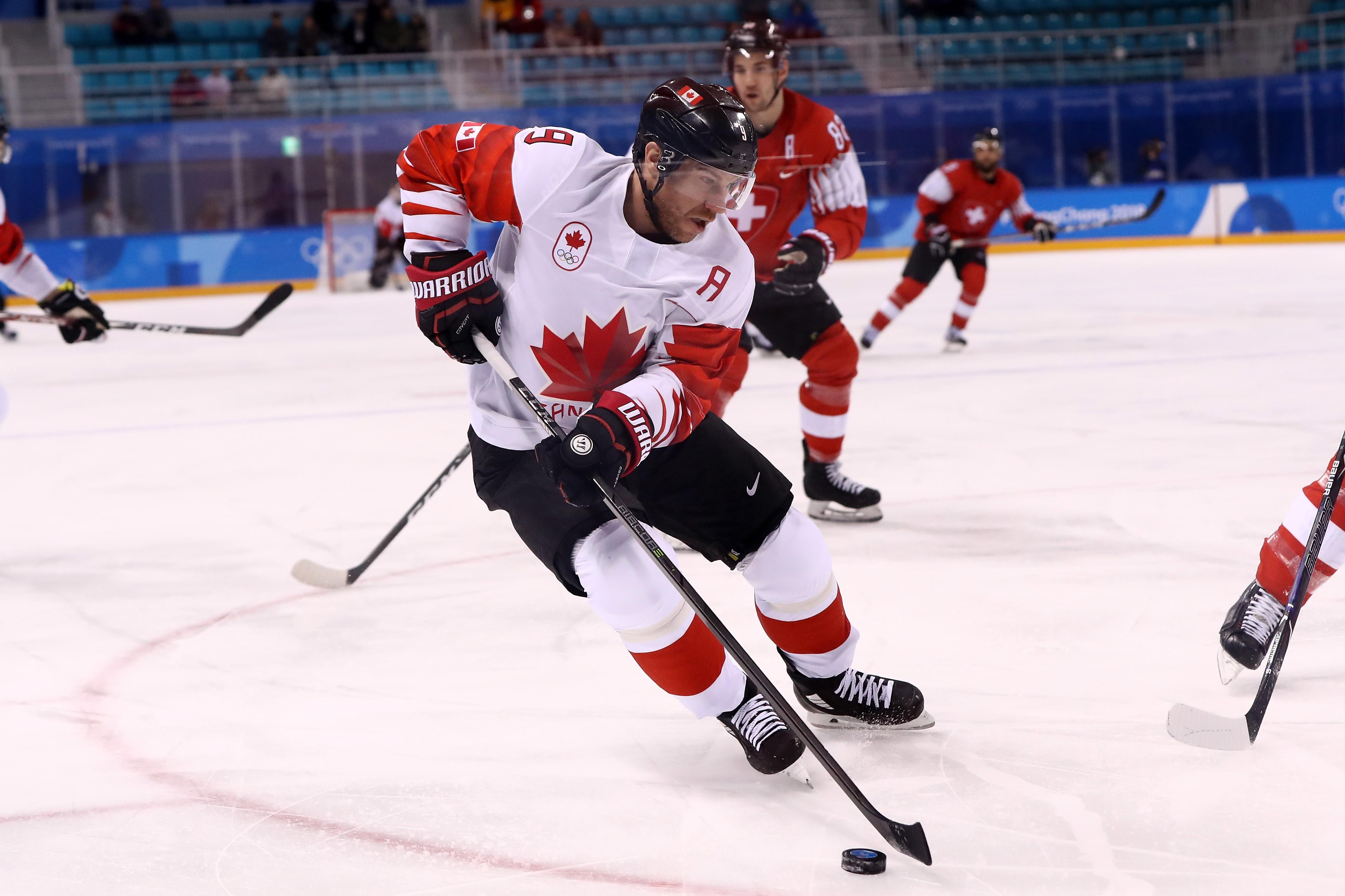 Ice Hockey - Winter Olympics Day 6 - Switzerland v Canada