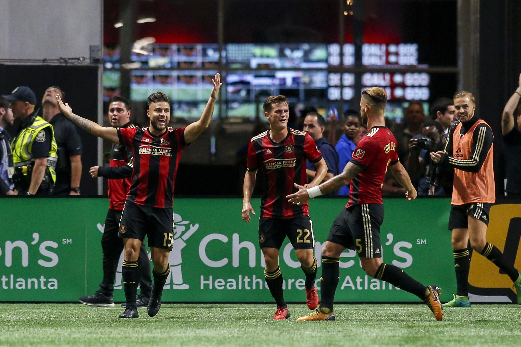 MLS: Minnesota United FC at Atlanta United FC