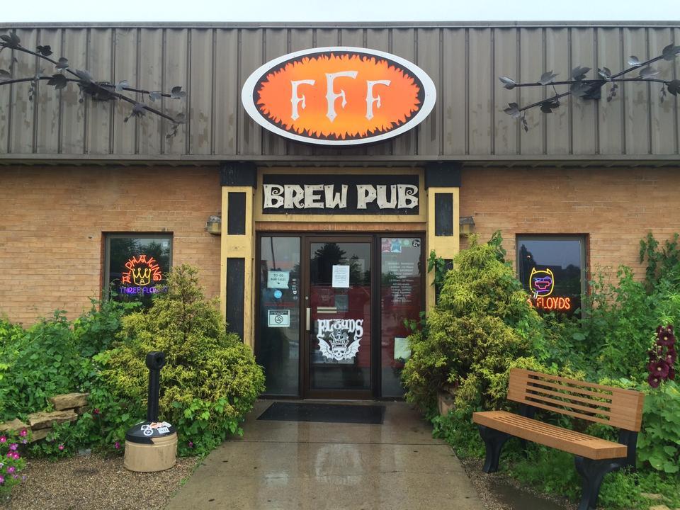 Three Floyds Brewery_Brewery
