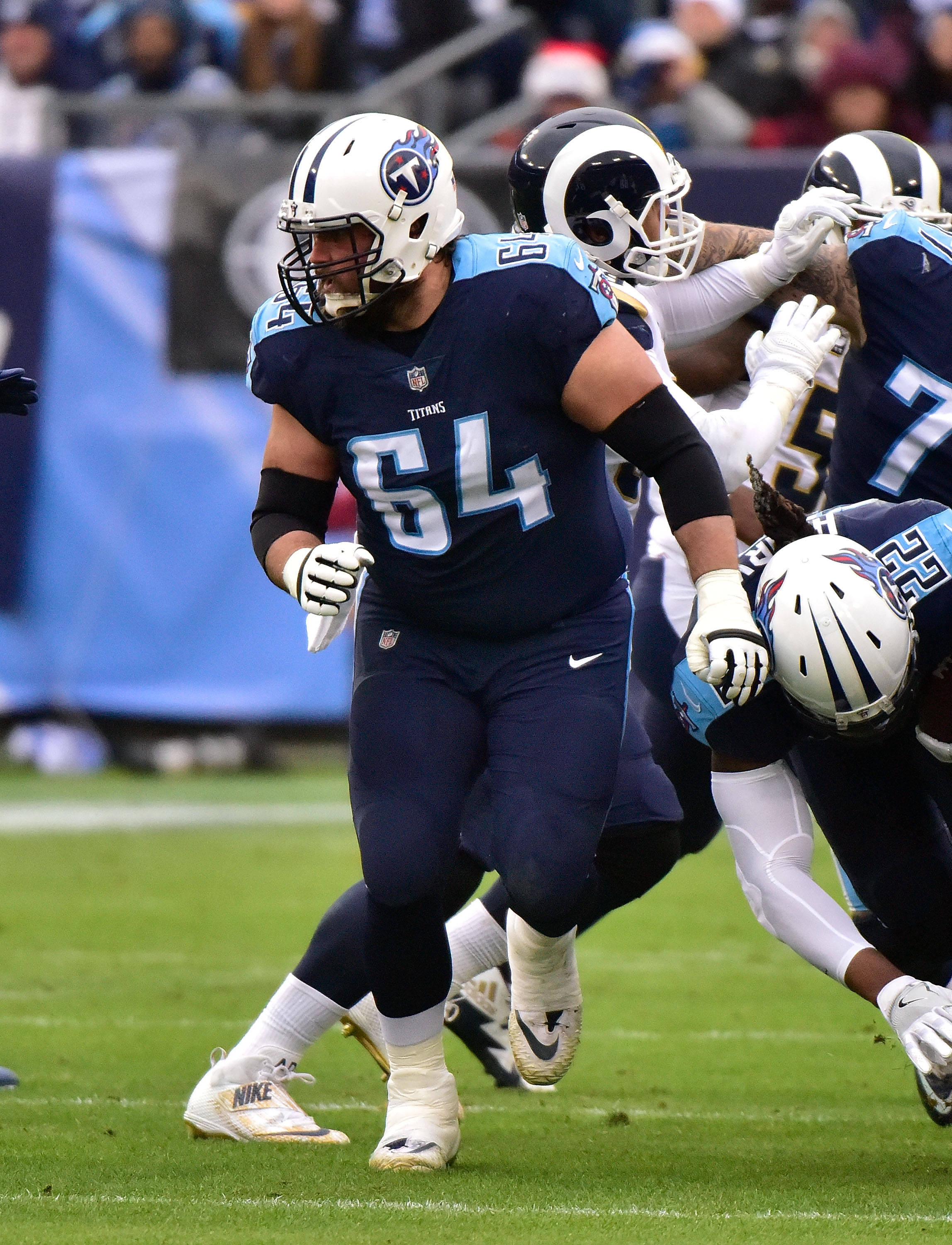 Los Angeles Rams v Tennessee Titans