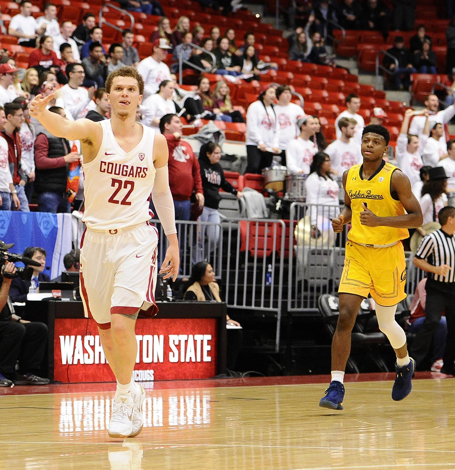 WSU Cougars Basketball